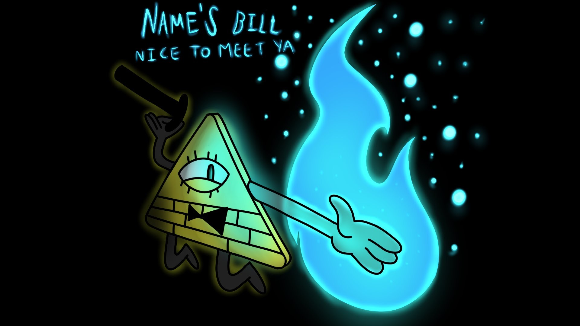 In memory of Bill Cipher