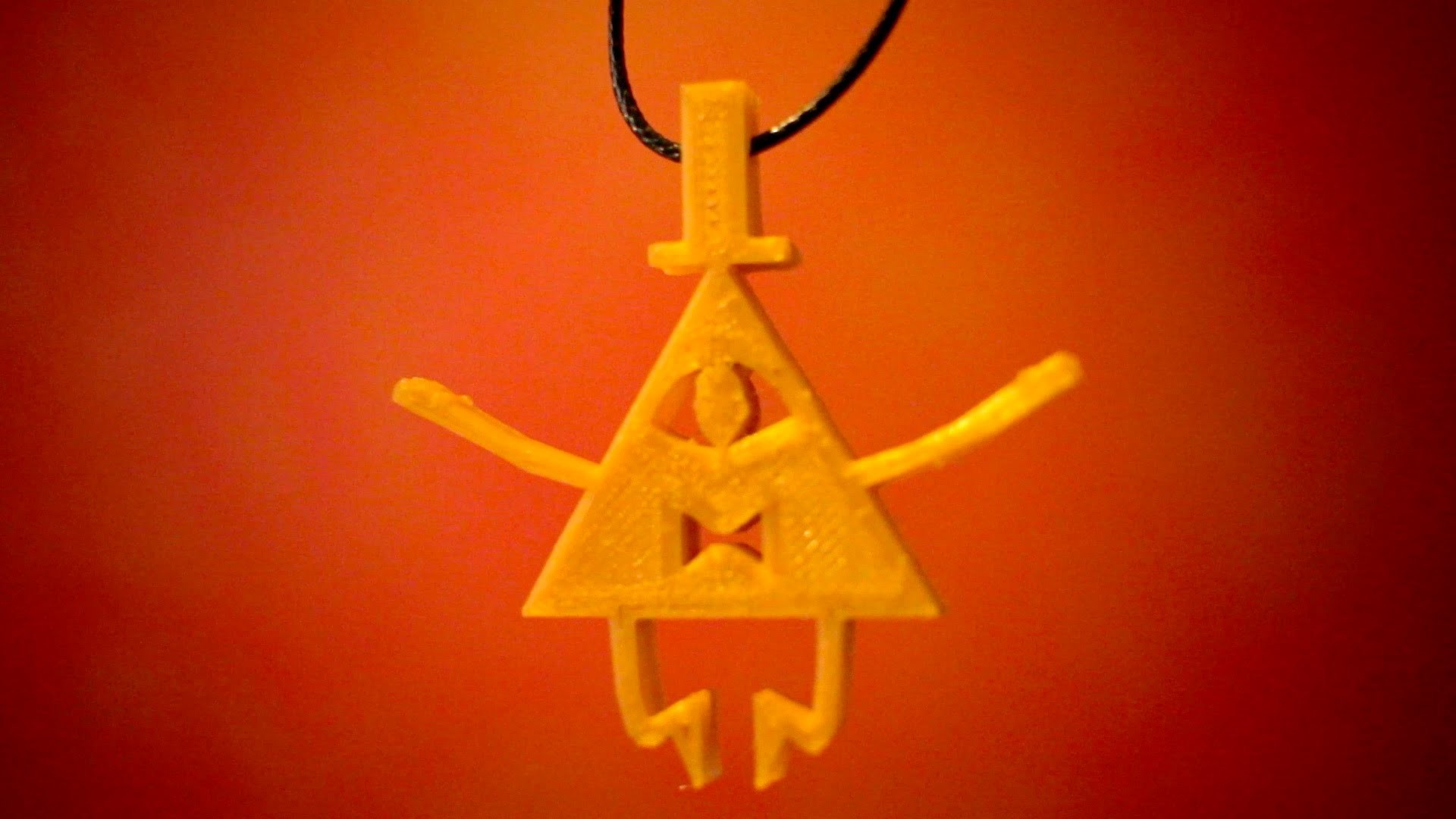 Bill Cipher Amulets [GRAVITY FALLS] The Royal Order of the Holy Mackerel