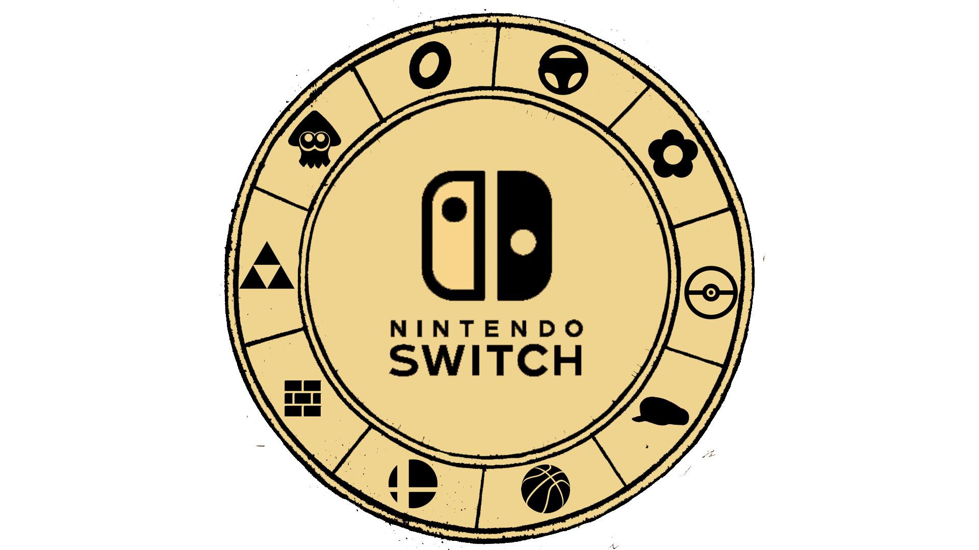 Nintendo Switch Wheel by JIMBOYKELLY Nintendo Switch Wheel by JIMBOYKELLY