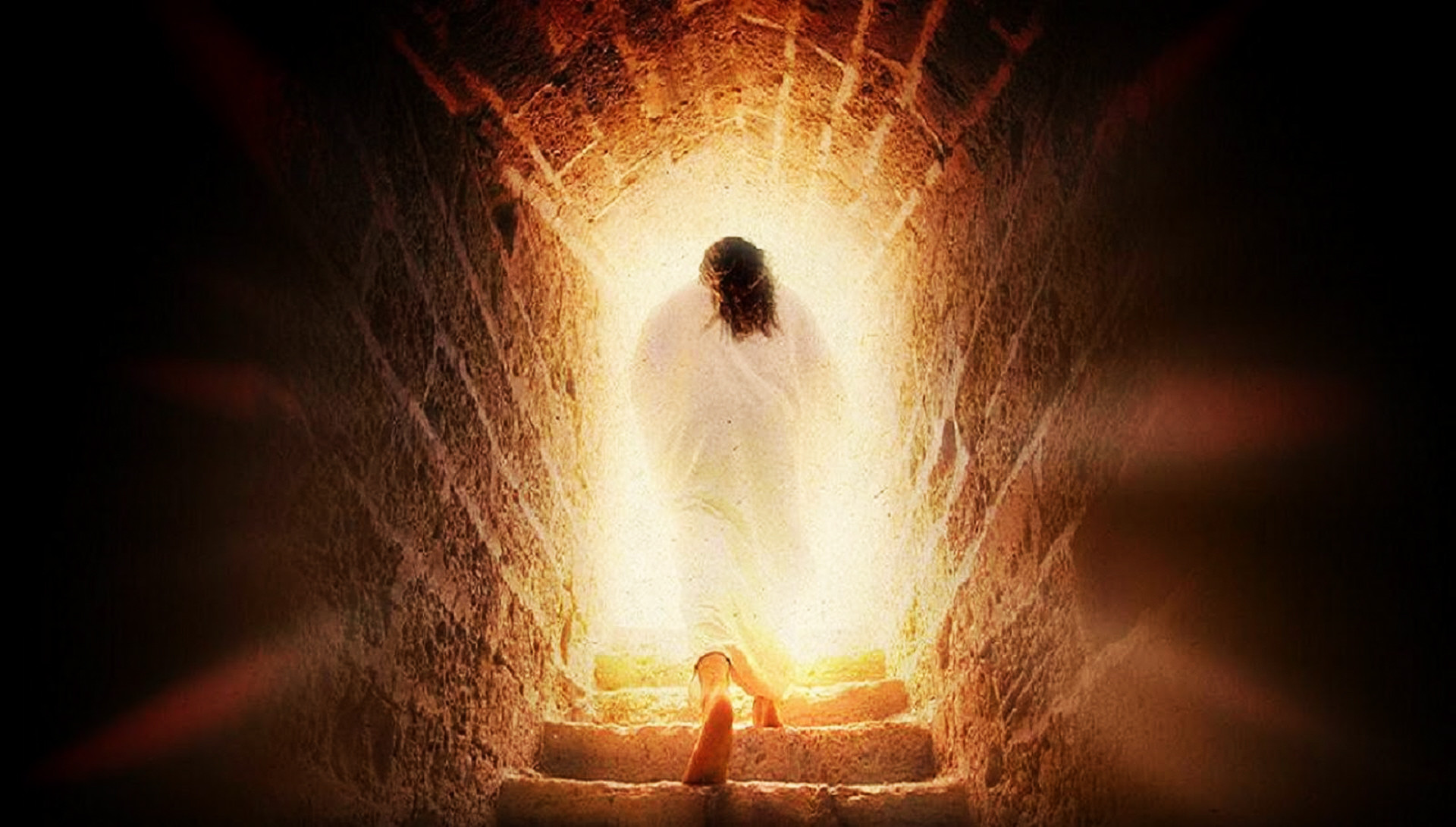 happy easter jesus risen resurrection hd wallpaper background