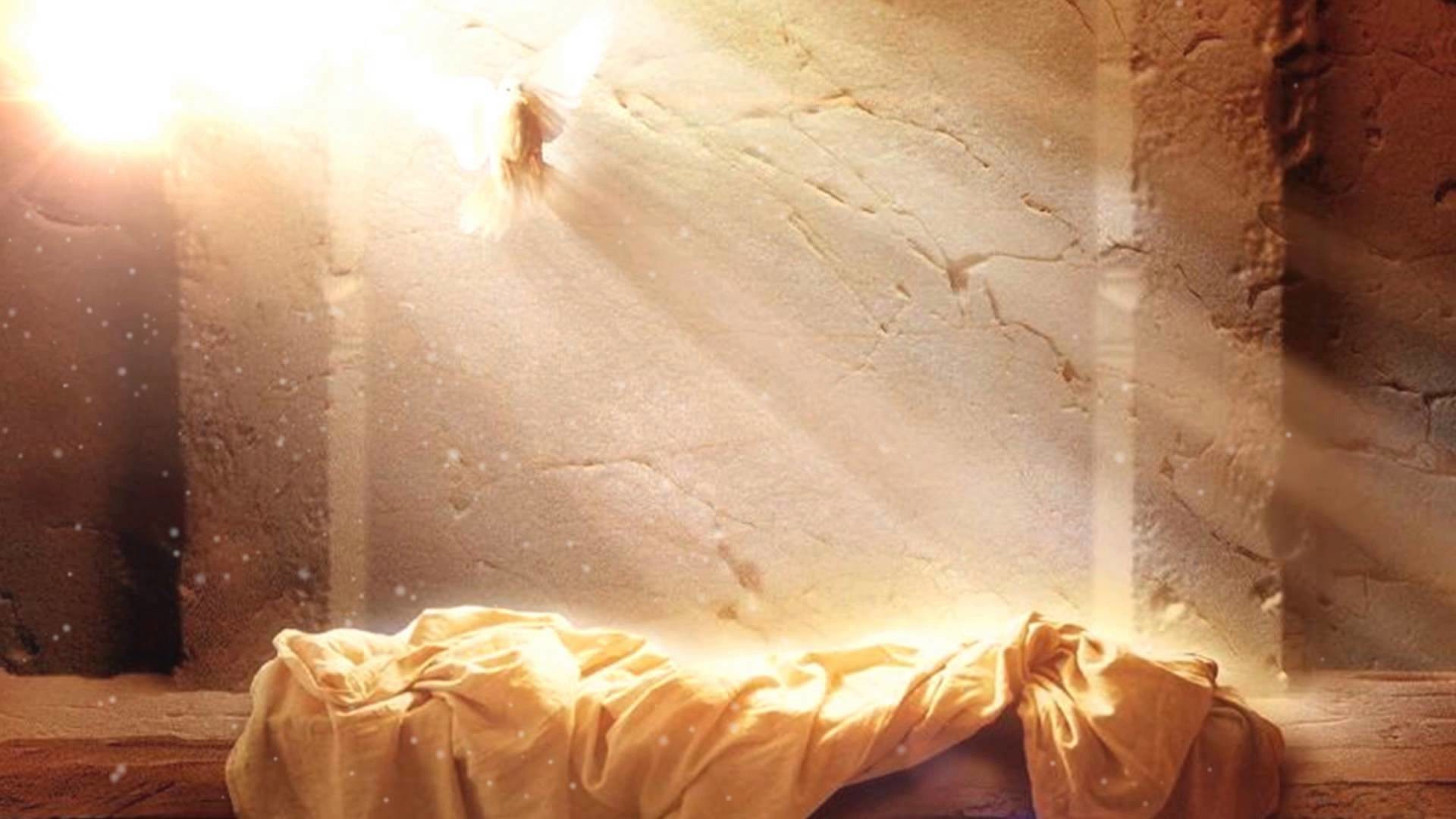 happy easter jesus resurrection risen hd wallpaper background