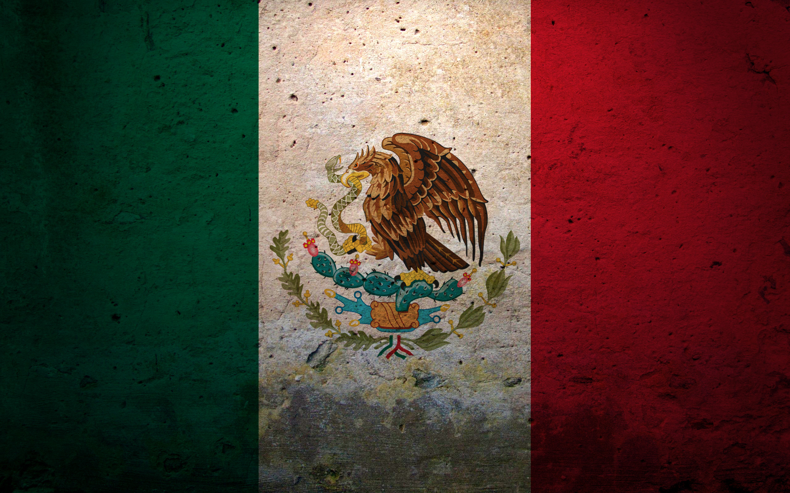 mexican flag background #11176