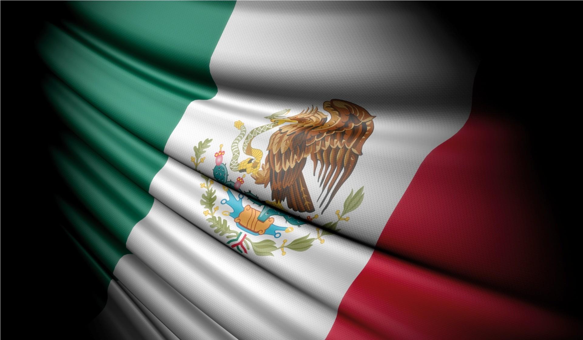 картинки с флагами мексика