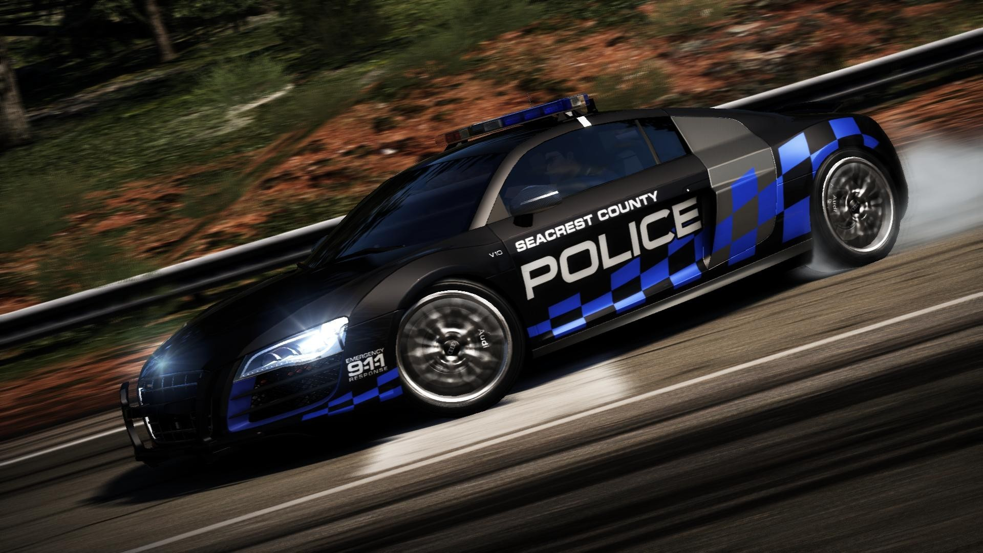 Audi need for speed hot pursuit cop free hd wallpapers