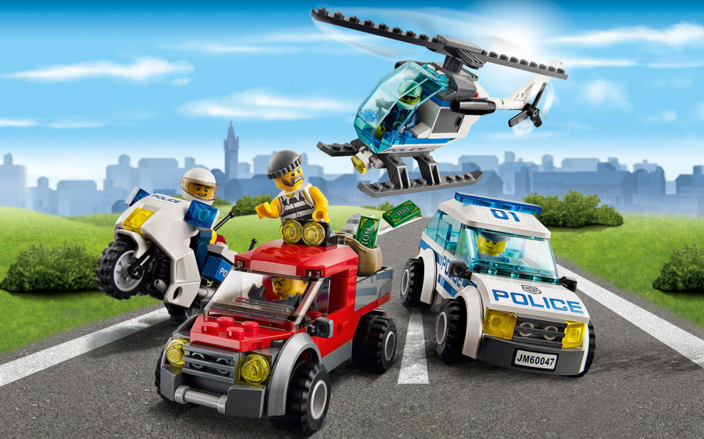 Lego Police Wallpaper