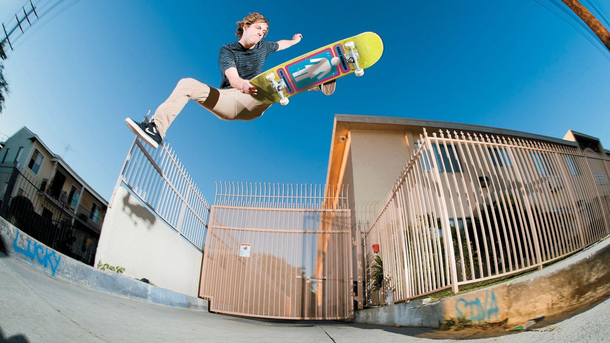Girl Skateboards history in photos-20-Year-Old Girl