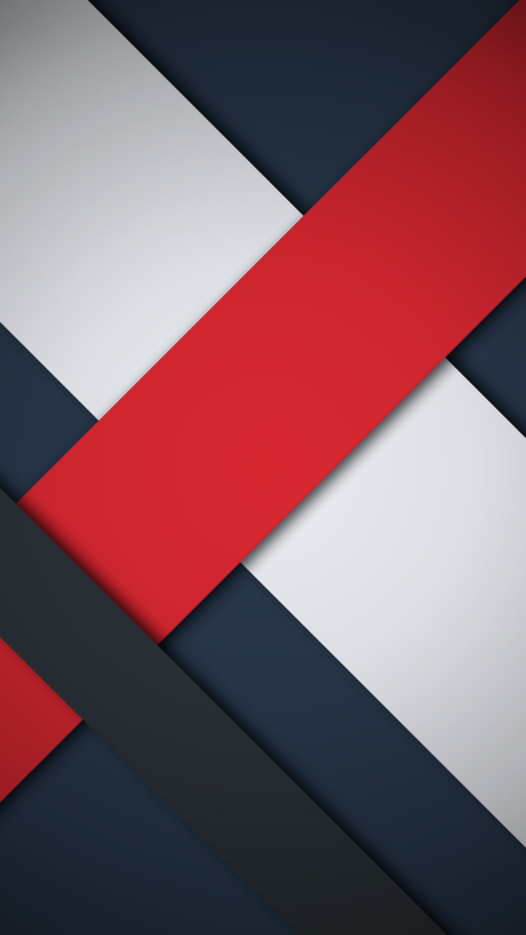 Modern Material Design HD Wallpaper Ideal for Smart Phones.