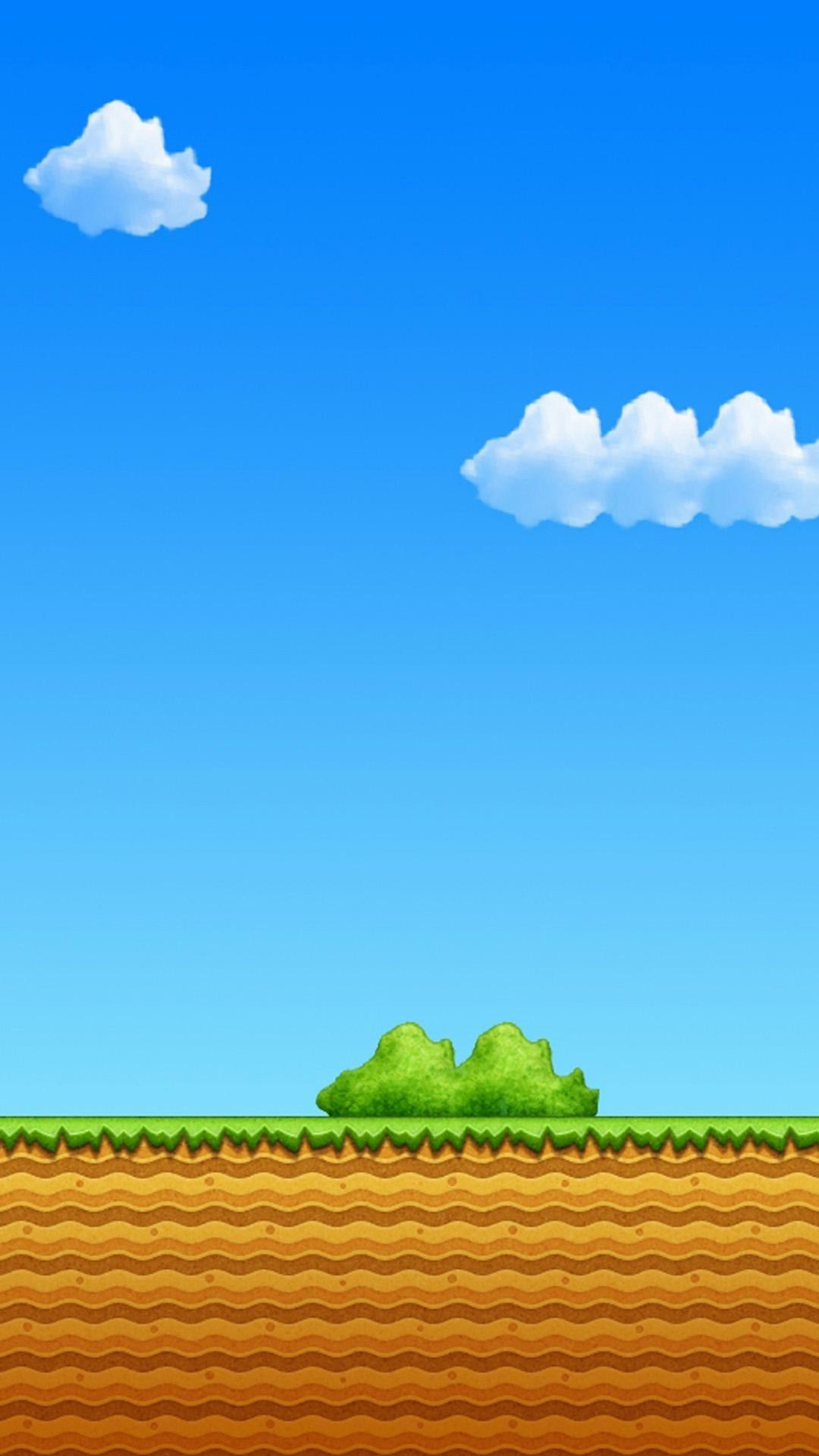 Mario-hd-mobile-phone-wallpaper.