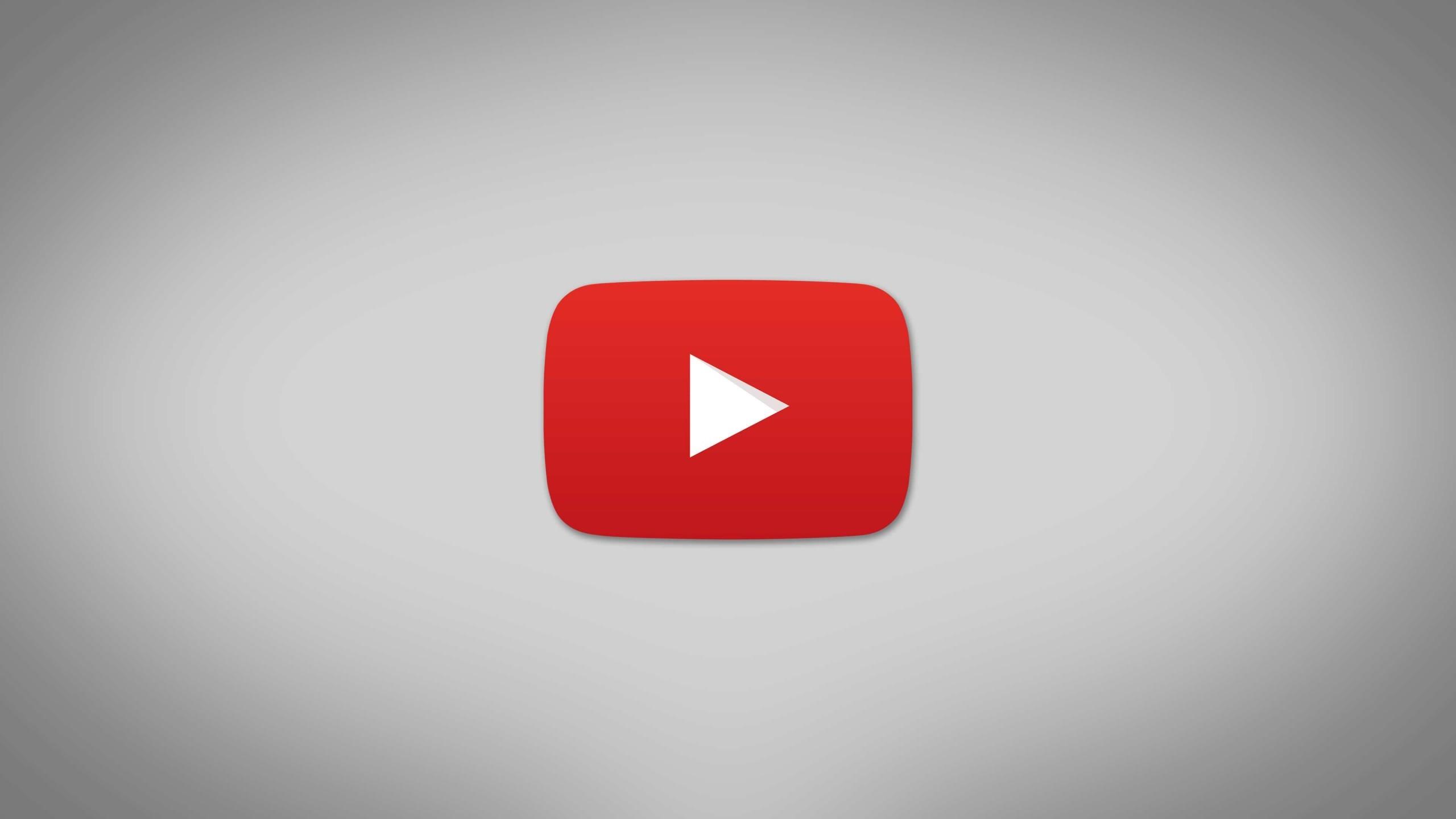 YouTube Logo Wallpaper for YouTube Channel