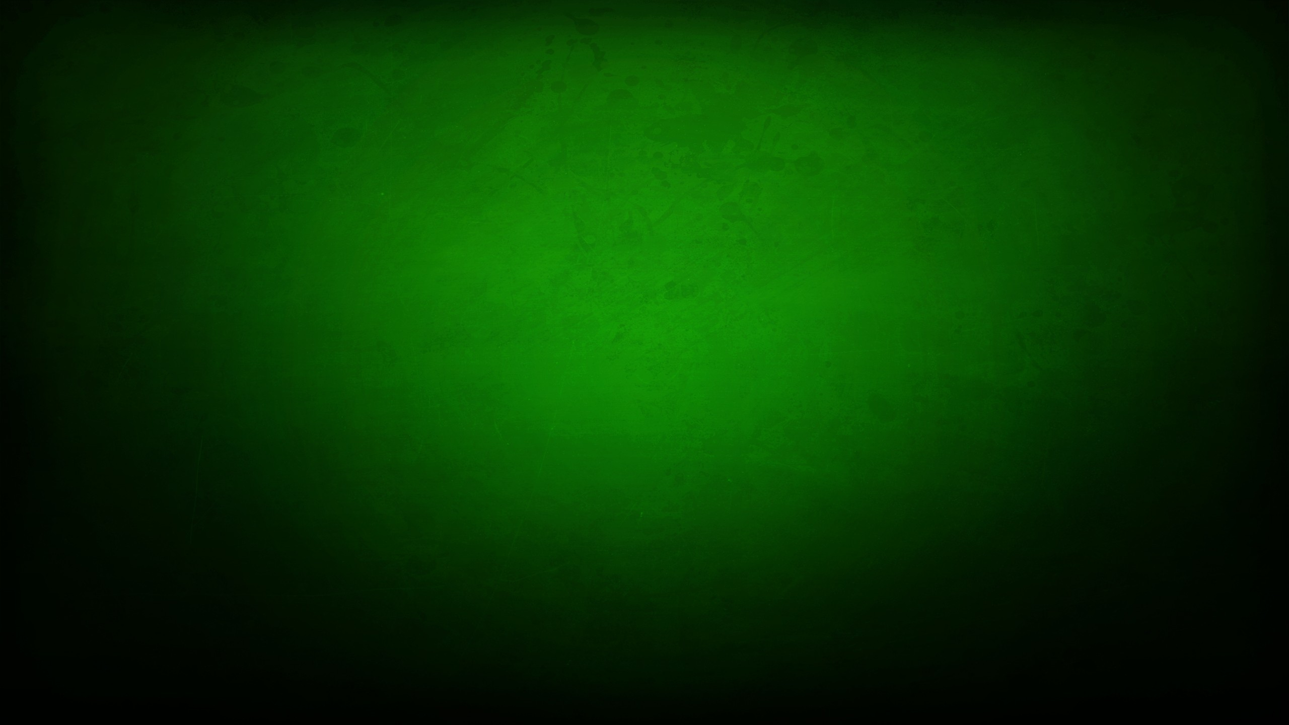 Grunge Green YouTube Channel Cover