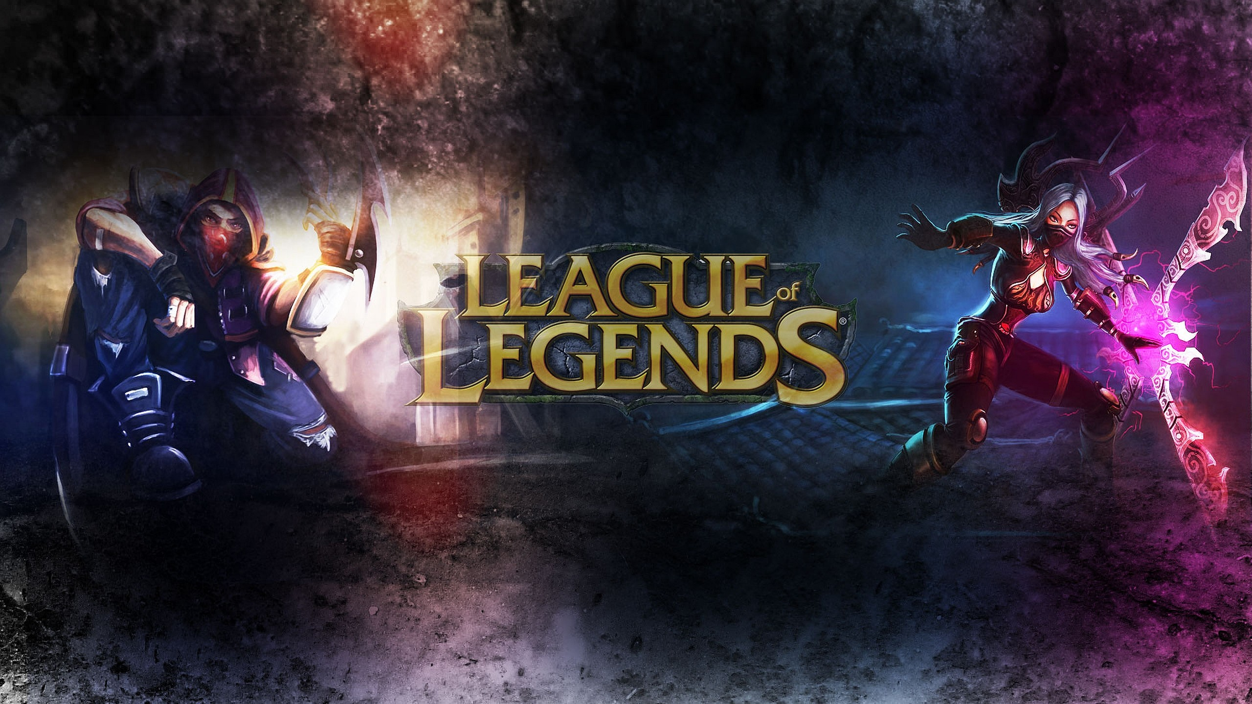 Video Game – League Of Legends Talon (League Of Legends) Akali (League Of