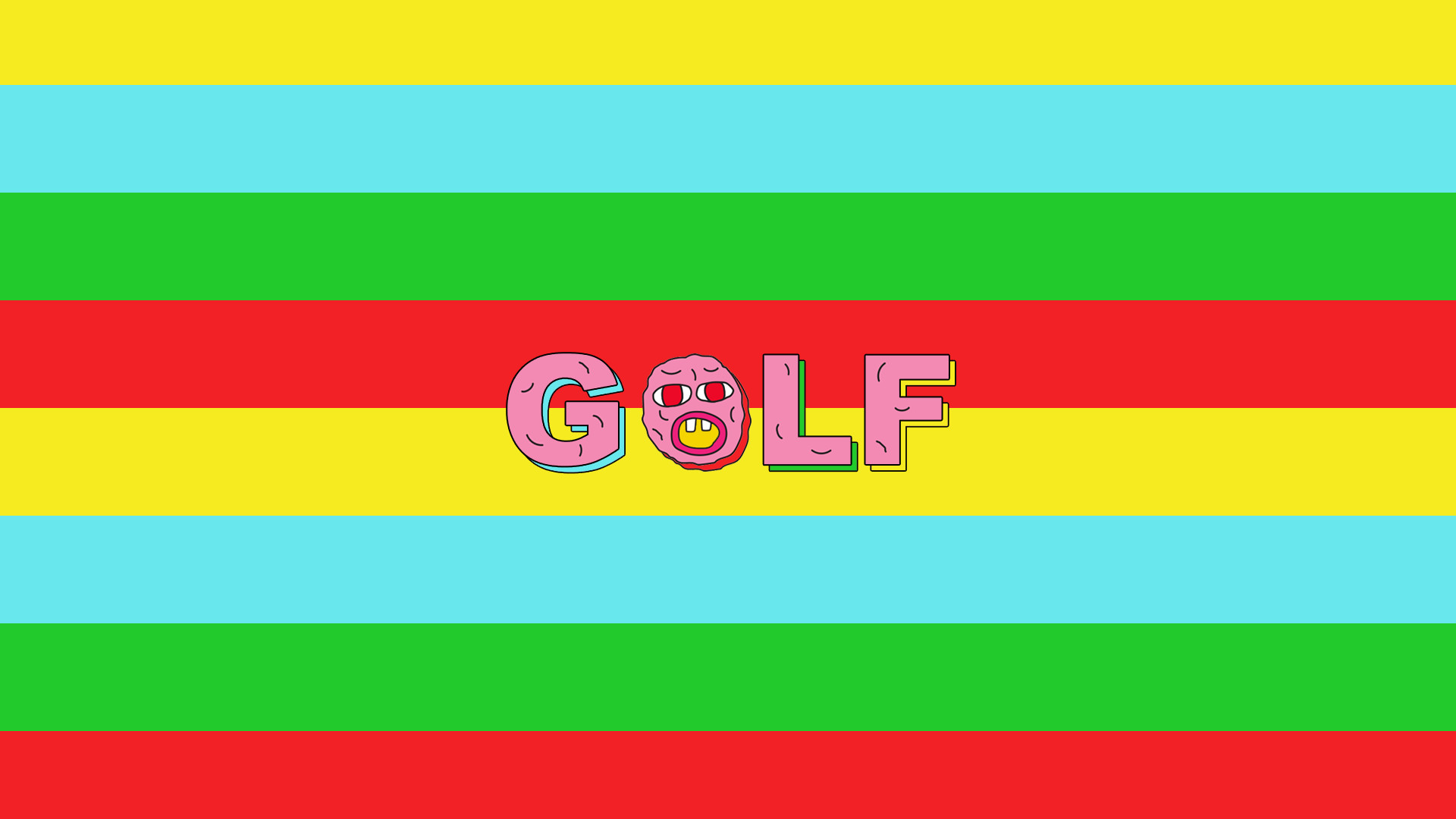 … Golf Pride | Light Pink | Mint | Yellow