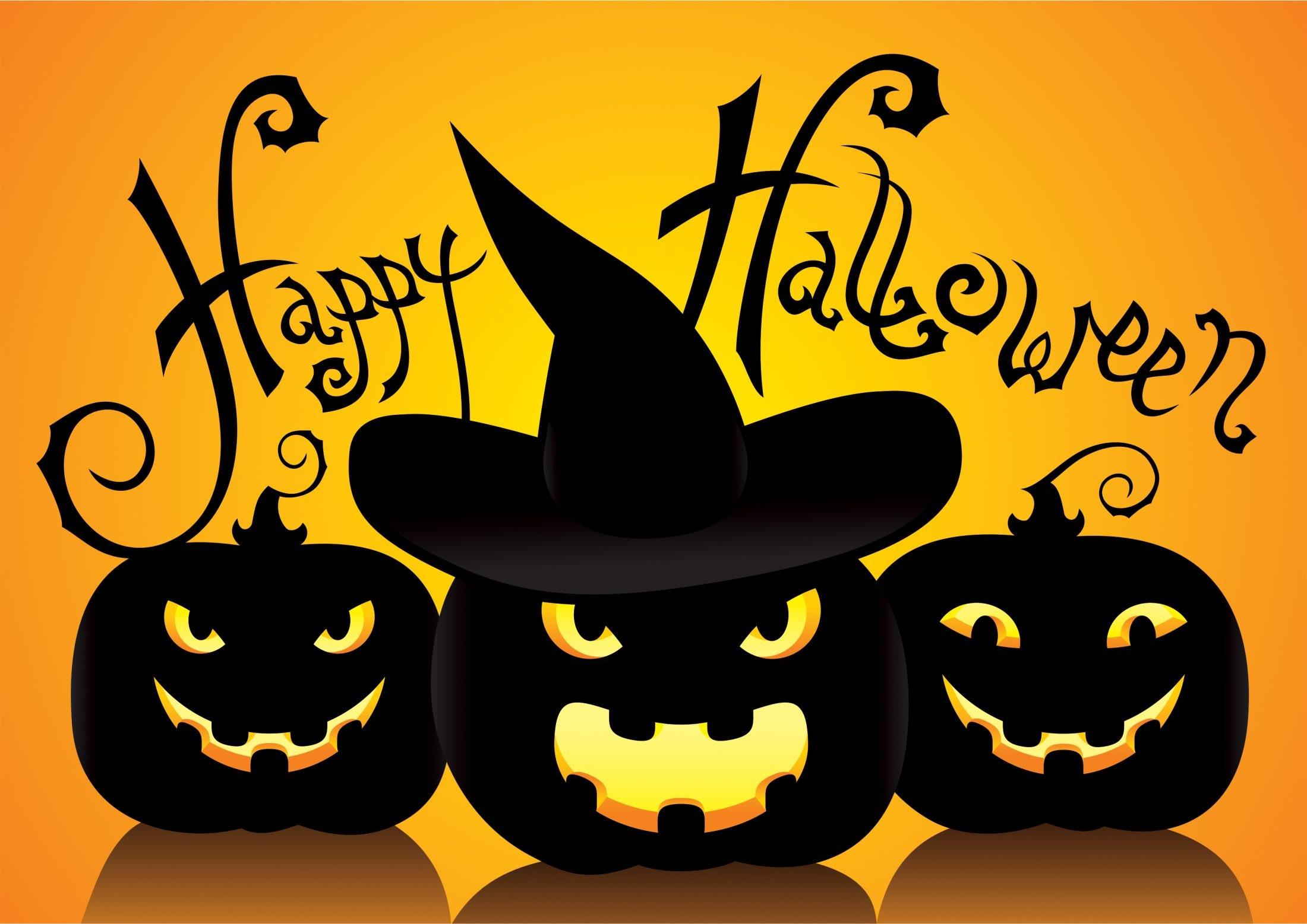 … Cute Halloween Desktop Wallpaper (13) …