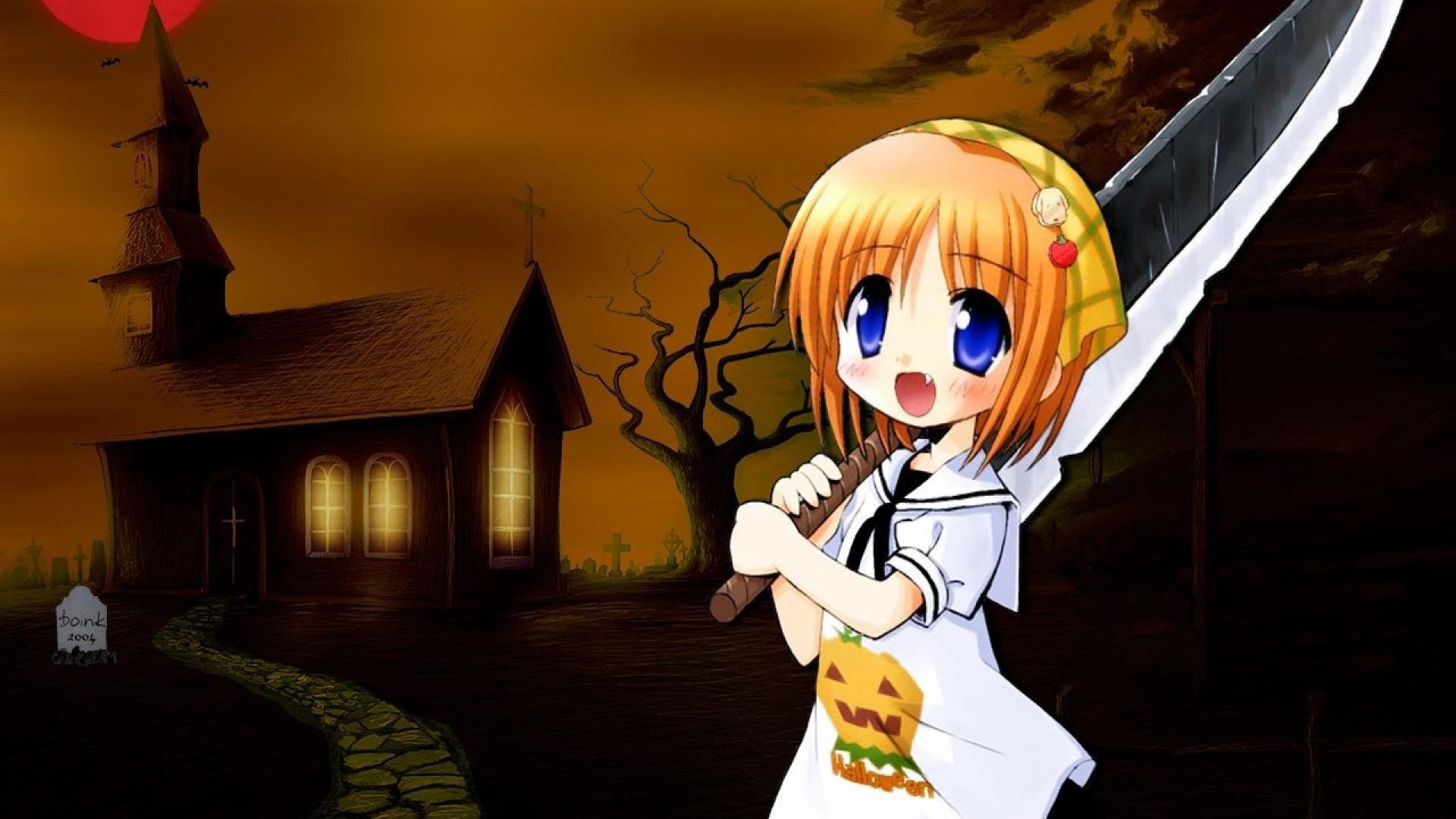 Anime Halloween 748853