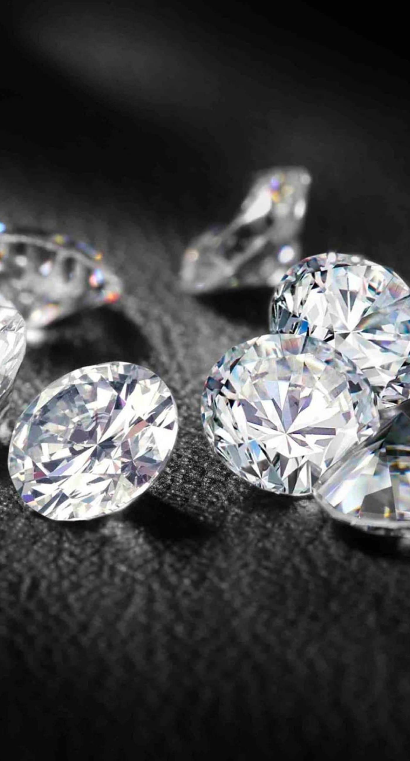 Diamond iPhone 5 / SE Wallpaper