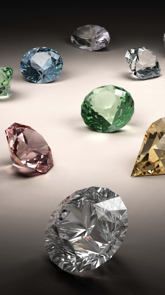 Stones Jewels Diamonds #iPhone #6 #wallpaper