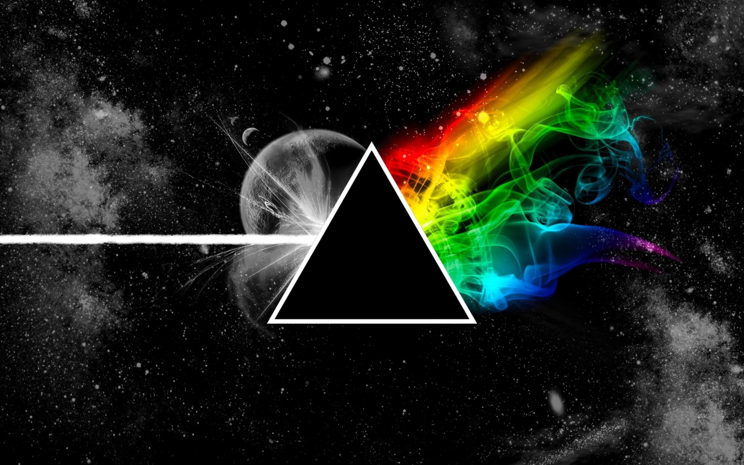 Pink Floyd Logo Wallpaper
