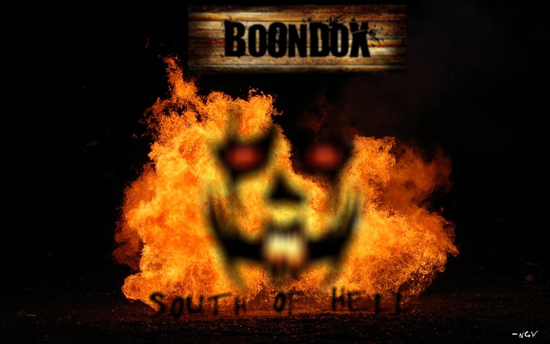 Boondox South of Hell Wallppr by theNGW on DeviantArt
