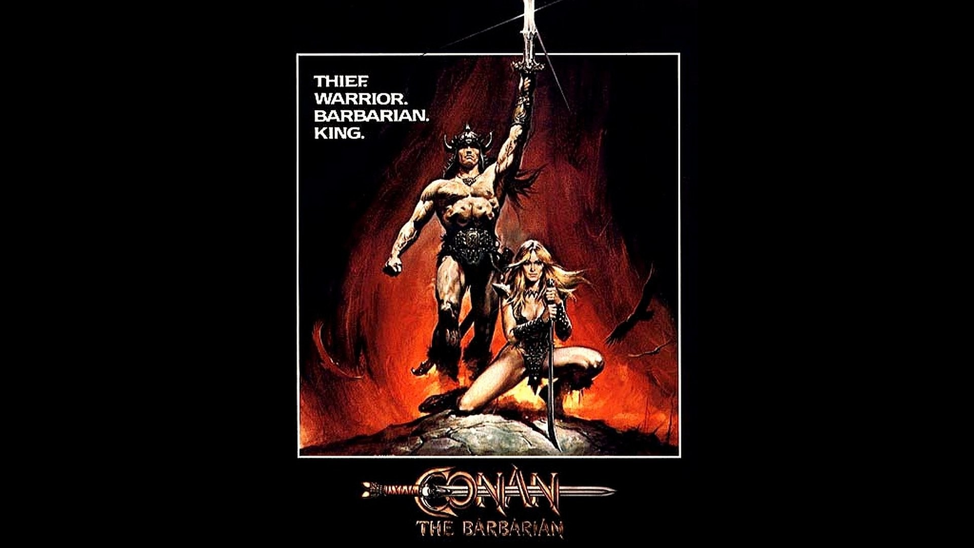 Conan The Barbarian HD Wallpapers Backgrounds