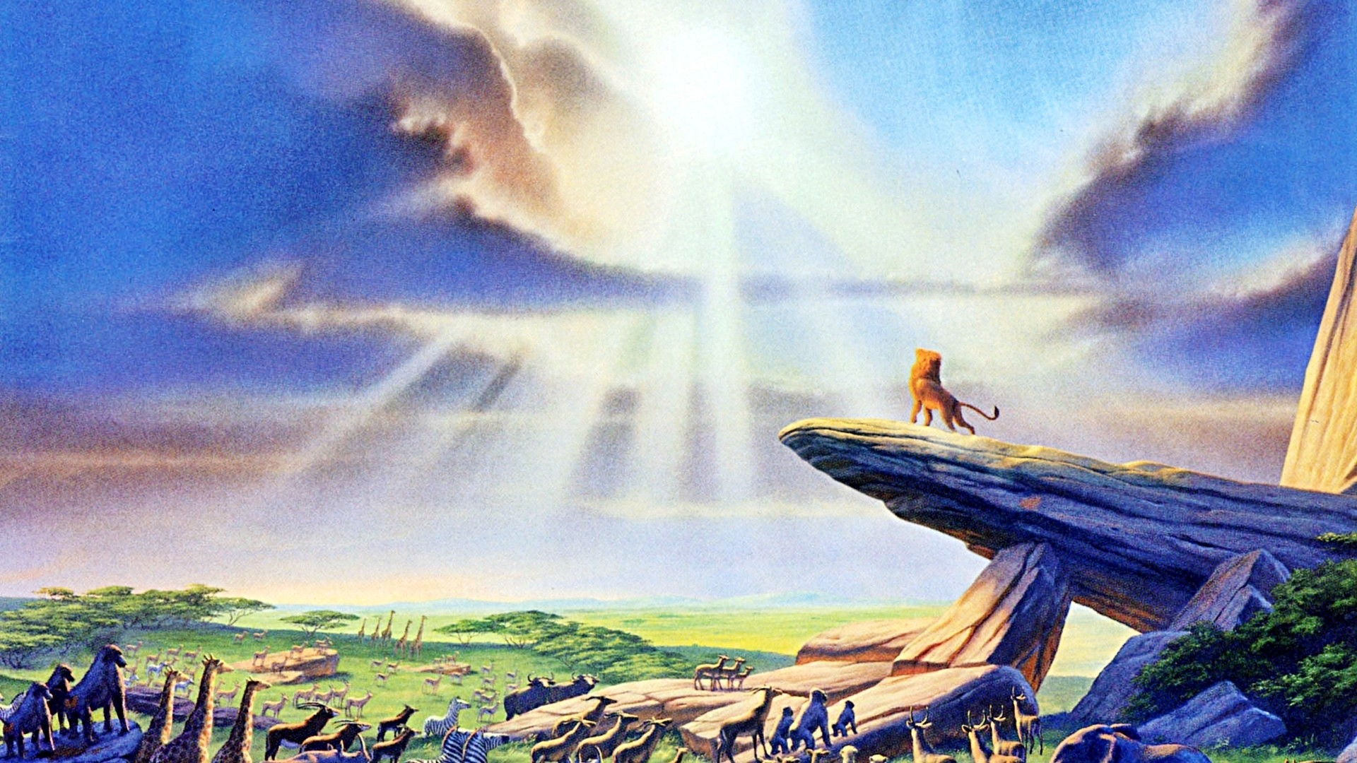 Walt Disney Wallpapers – The Lion King – Walt Disney Characters .