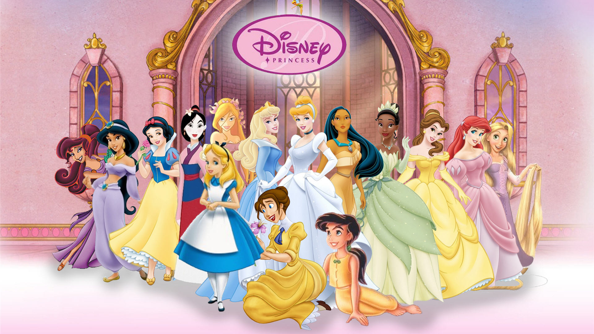 Disney Princess High Quality Wallpaper