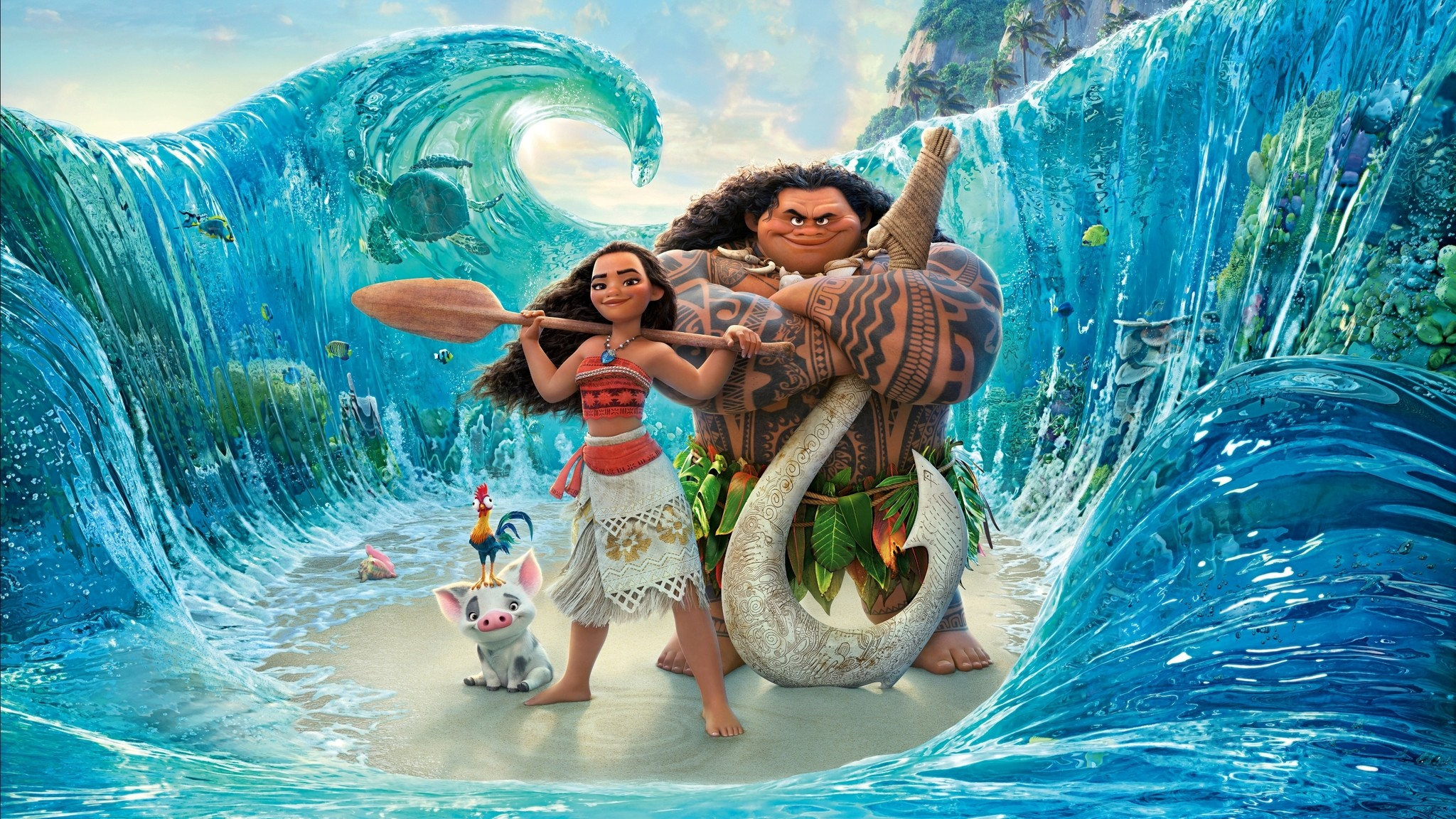 Moana HD Images #MoanaHDImages #Moana #movies #hdwallpapers #wallpapers