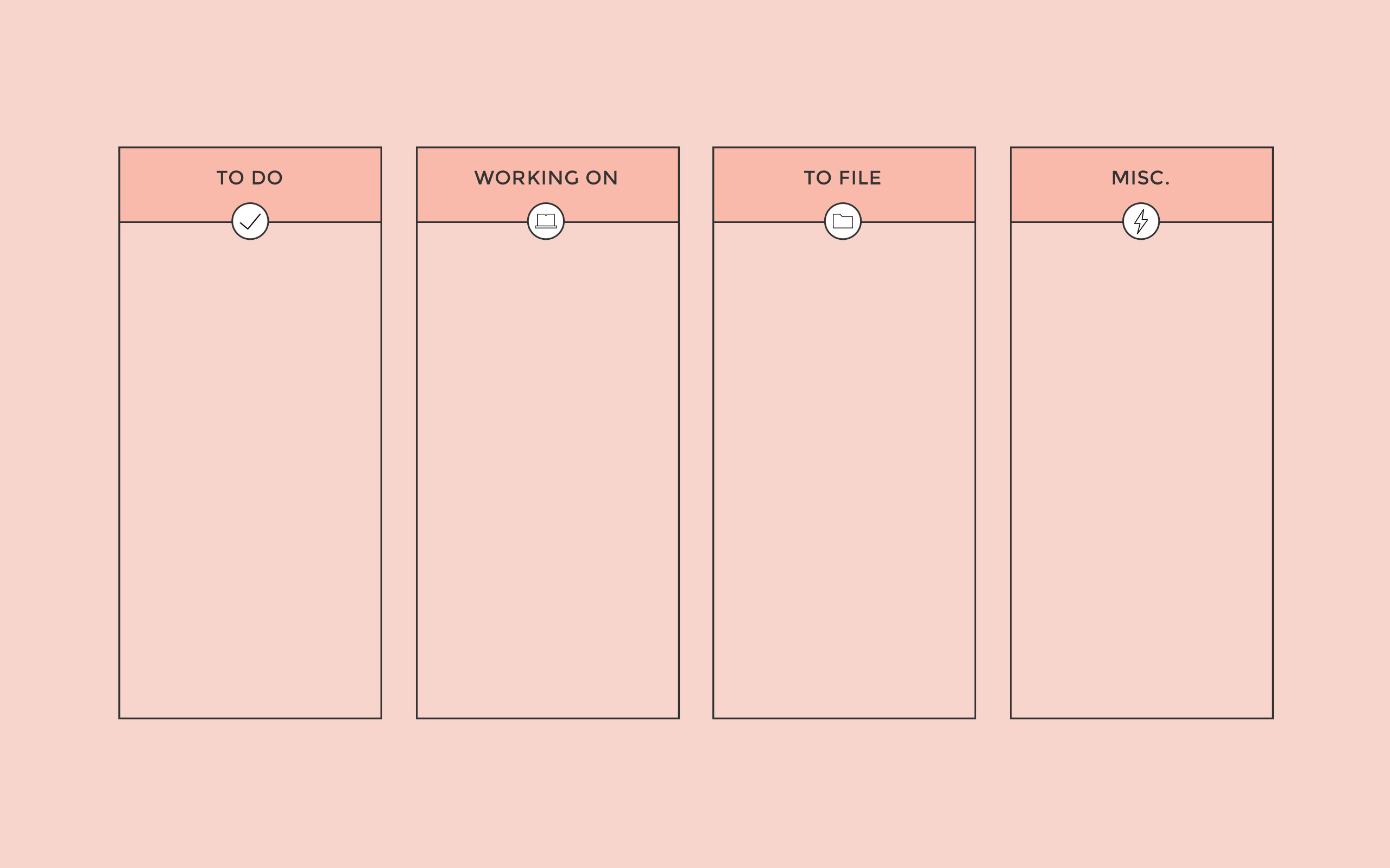 Who Else Wants A Desktop Wallpaper That Organizes? This site has different desktop  wallpapers to choose from- and even more office related freebies!