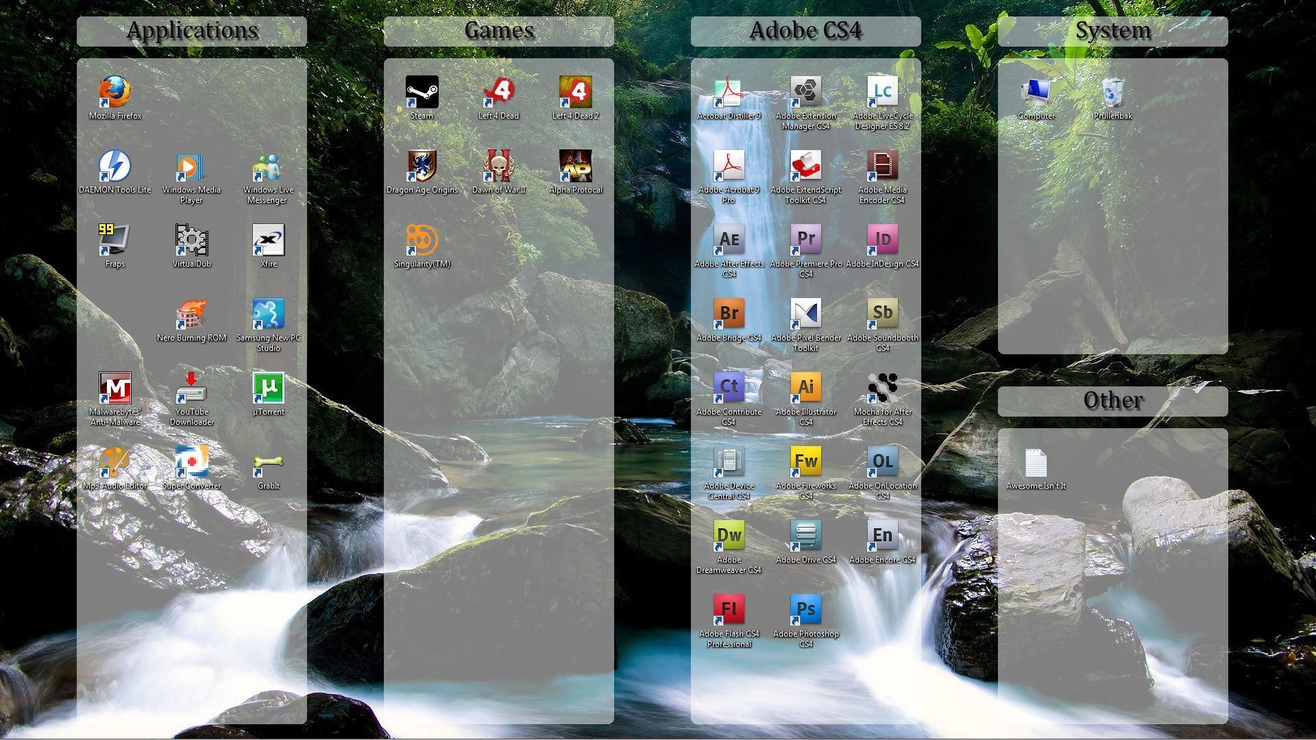 … Wallpaper Organize Desktop Wallpapersafari. Download