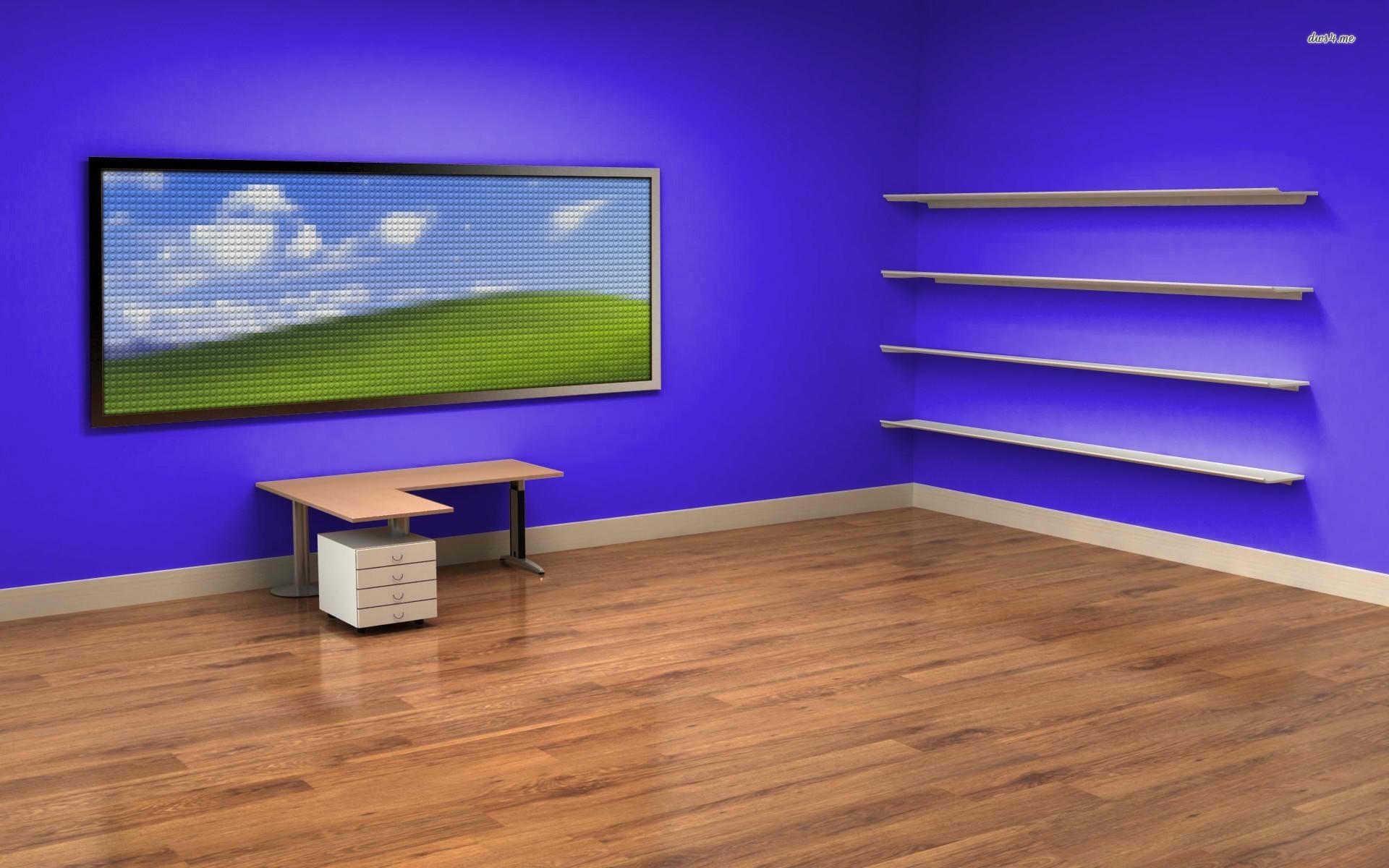 Empty office wallpaper – Digital Art wallpapers – #20826