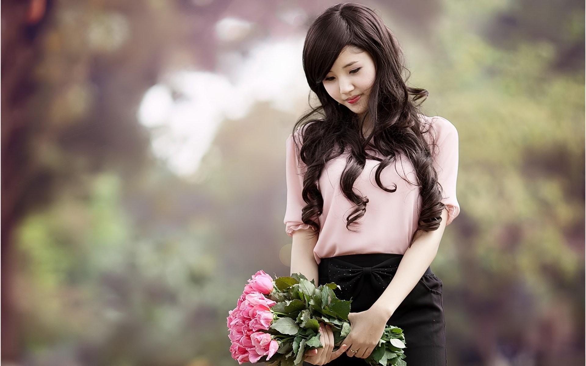 HD Wallpaper   Background ID:409473. Women Asian