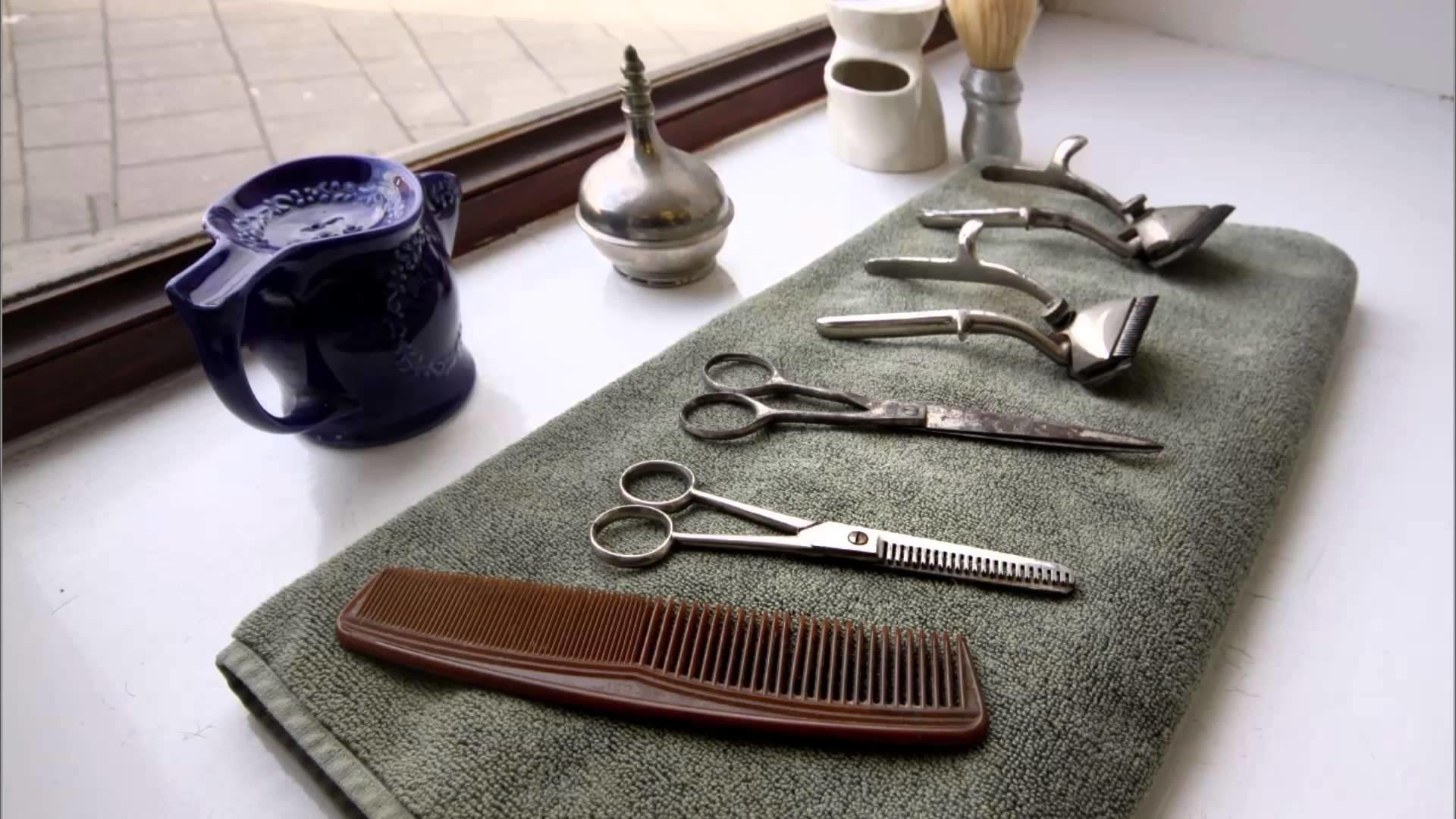 (3D binaural sound) Virtual hairdresser/barber shop & asmr & relaxation &  haircut – YouTube