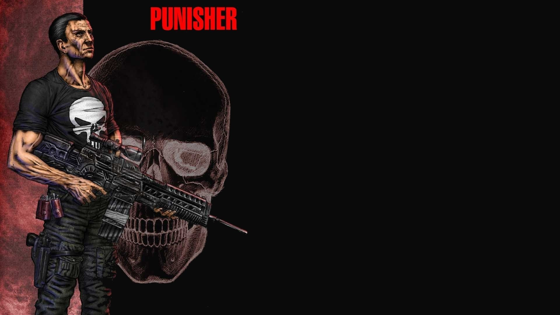 Punisher HD Wallpapers Backgrounds Wallpaper
