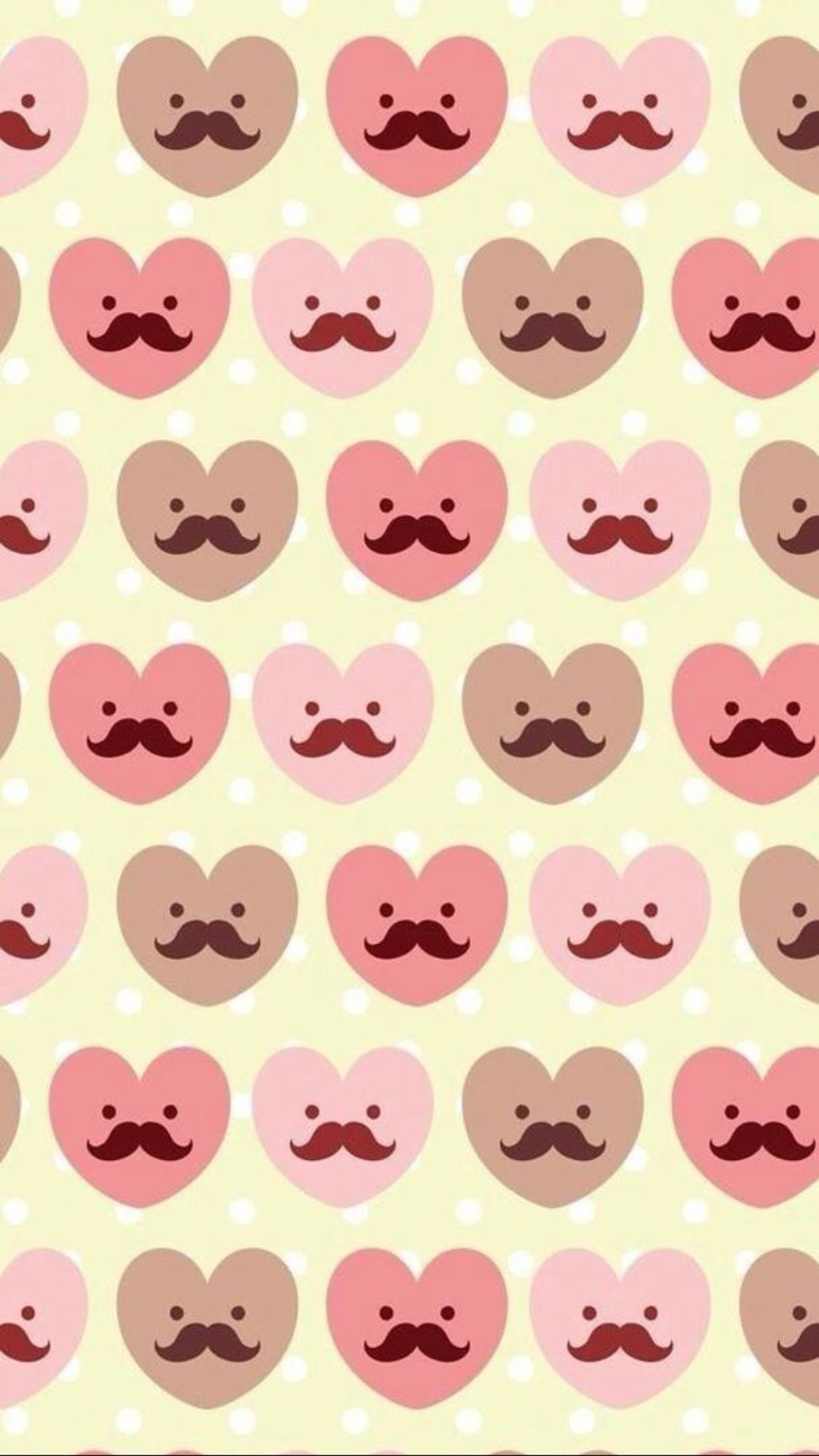 Mustache Wallpapers For Iphone 6 Plus