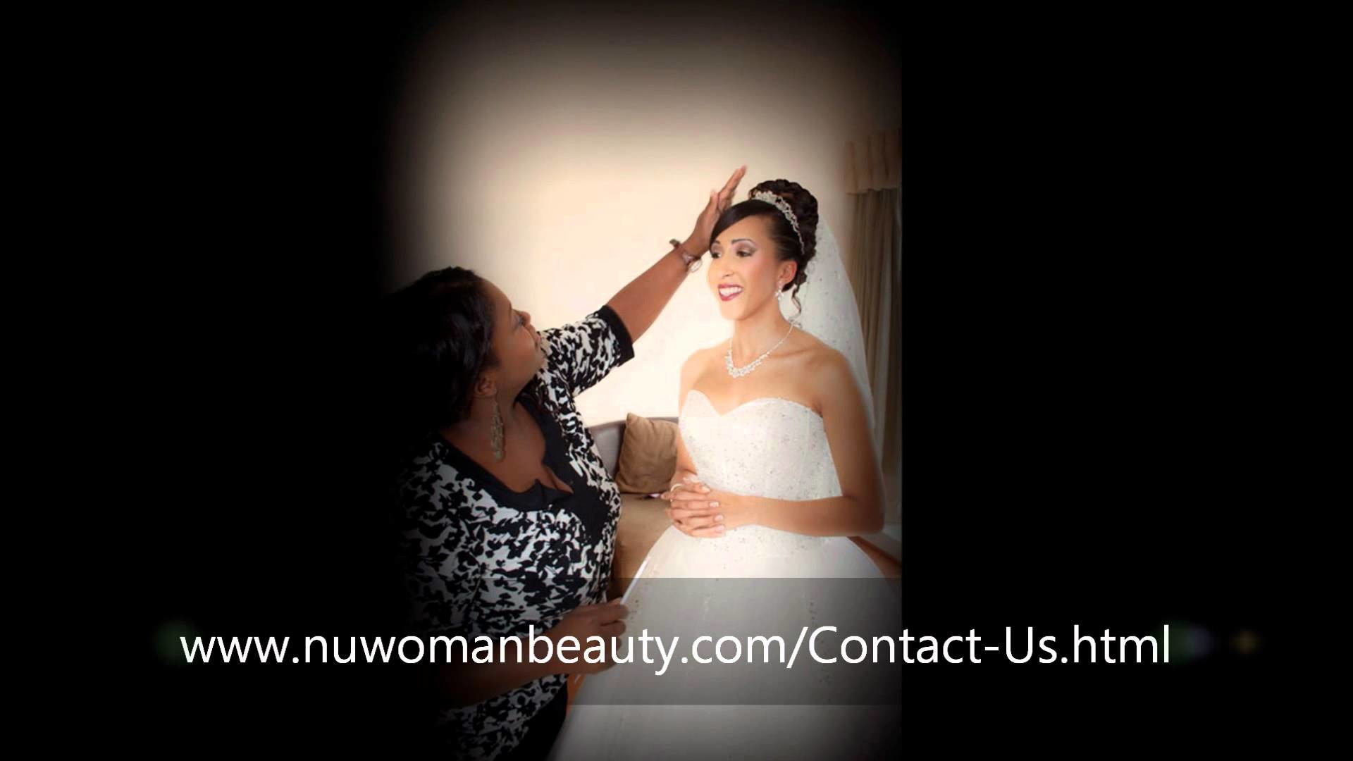 Bridal Makeup for black skin women, mobile BRIDAL HAIR STYLIST FOR AFRO HAIR  ~ Nu Woman Beauty – YouTube