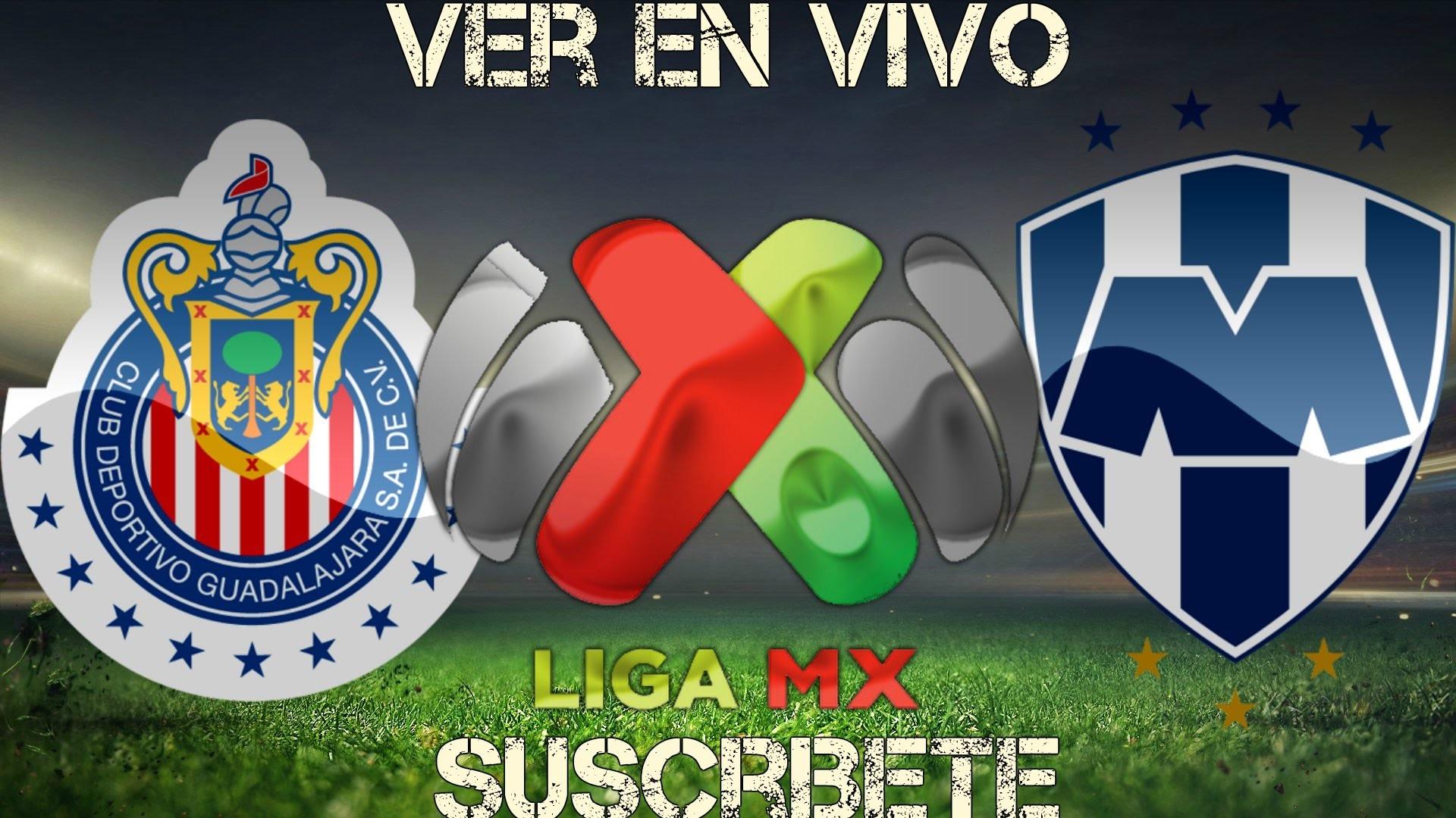 Chivas vs Monterrey EN VIVO ONLINE Gratis Chivas Tv Jornada 2 Apertura 2016  Liga Mx – YouTube