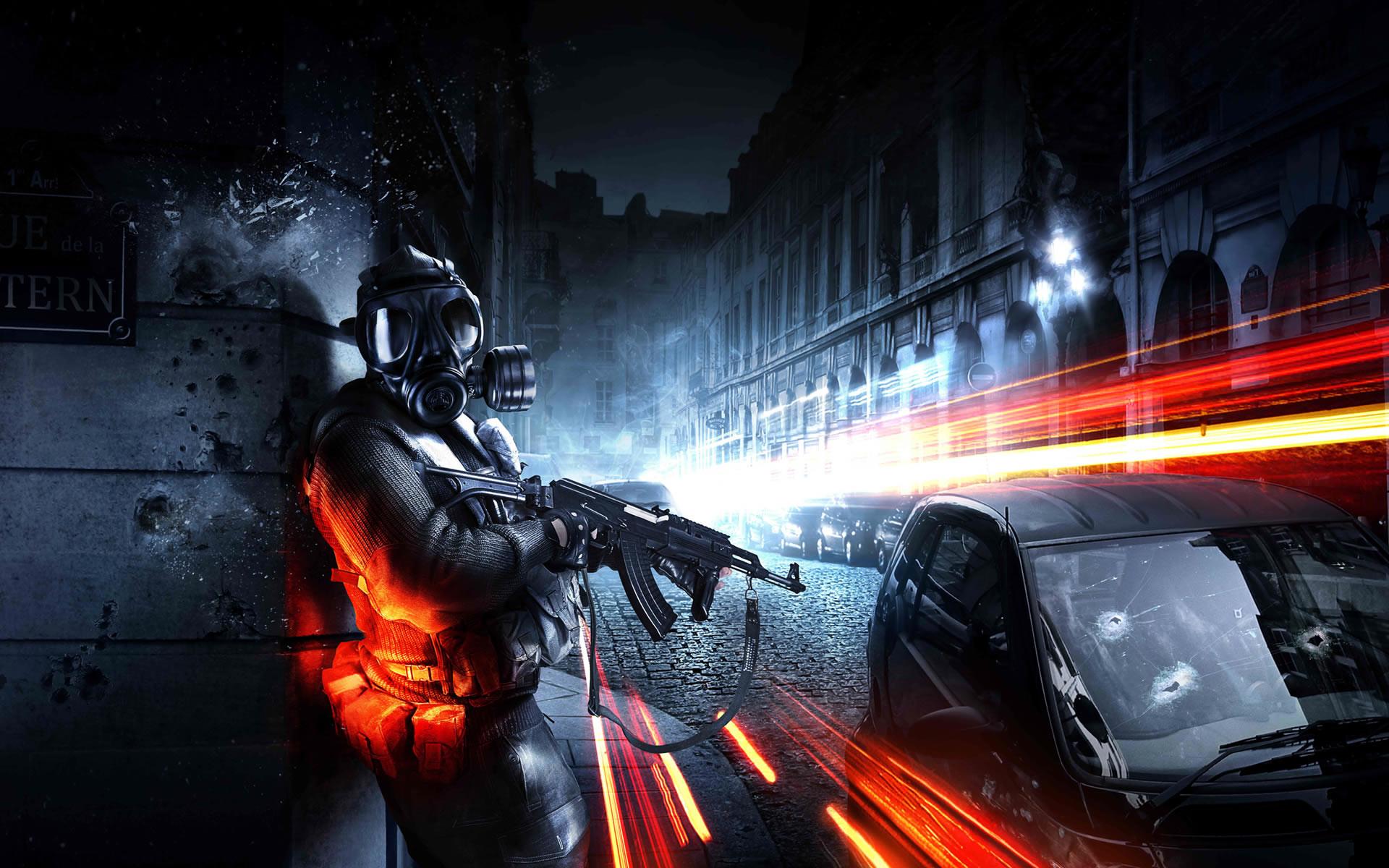 Call Of Duty Modern Warfare 3 Screen HD Wallpaper