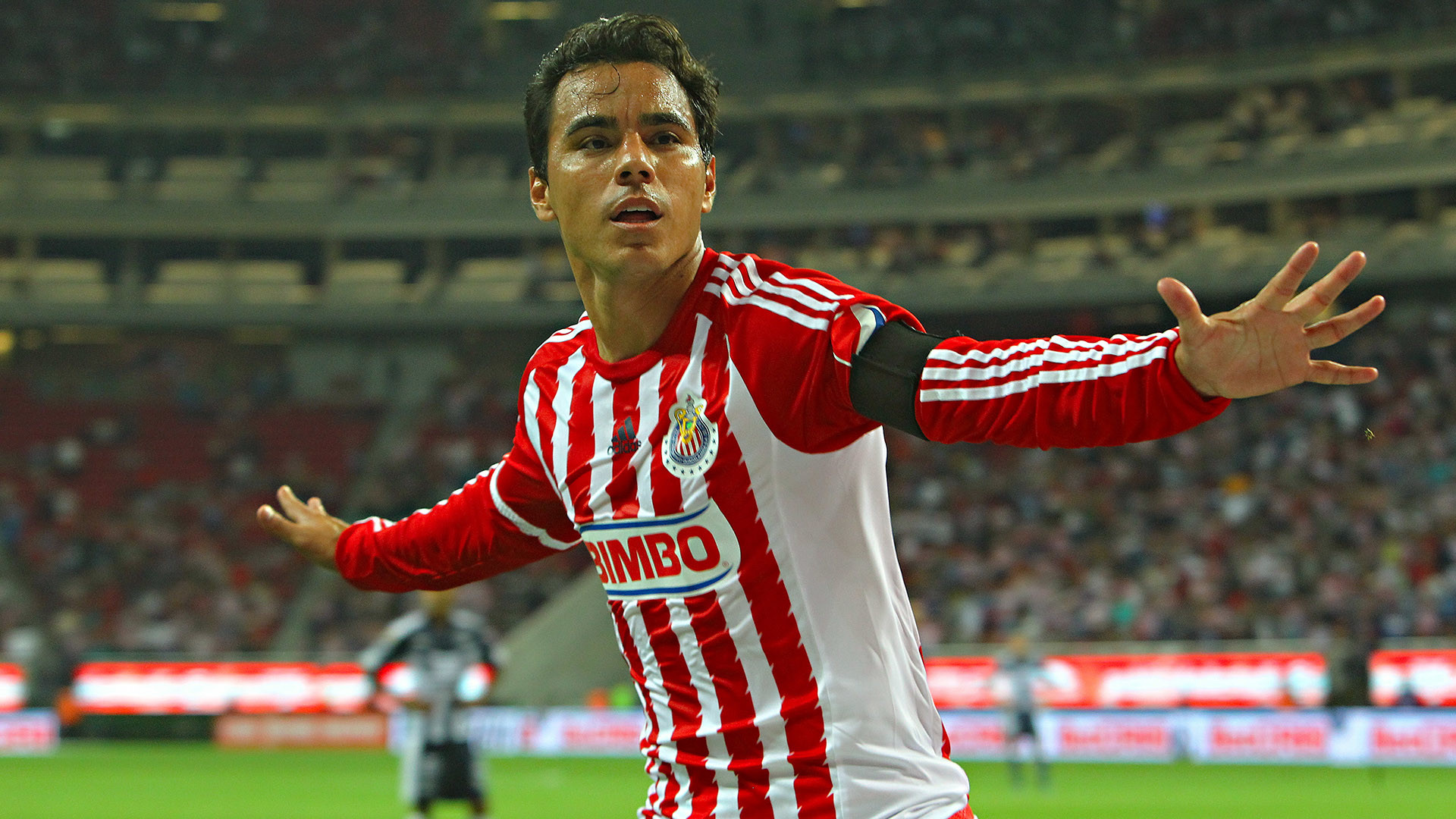 Omar Bravo was back amongst the goals for Chivas this past Sunday