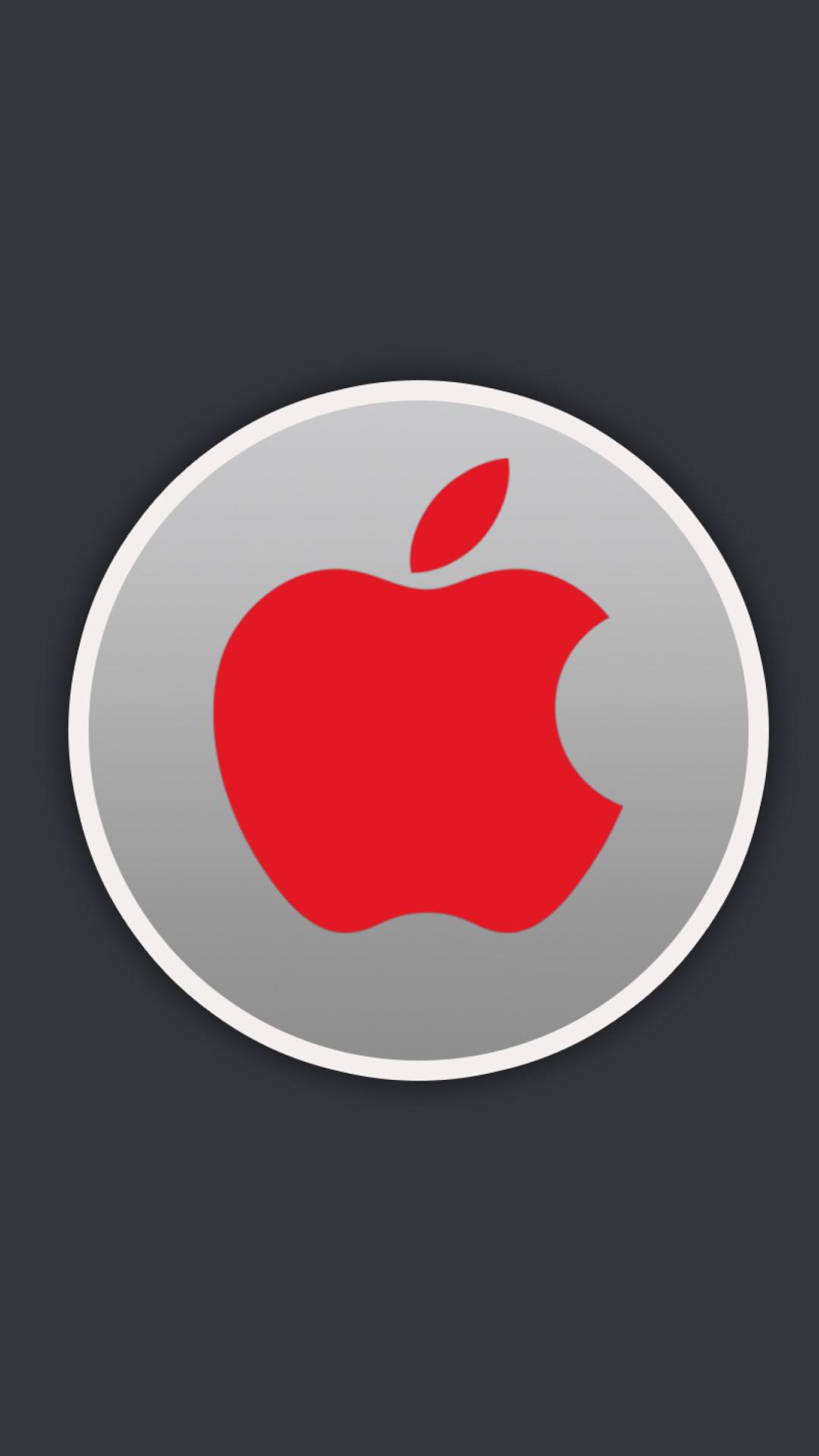 Apple emblem iphone 6 hd wallpaper