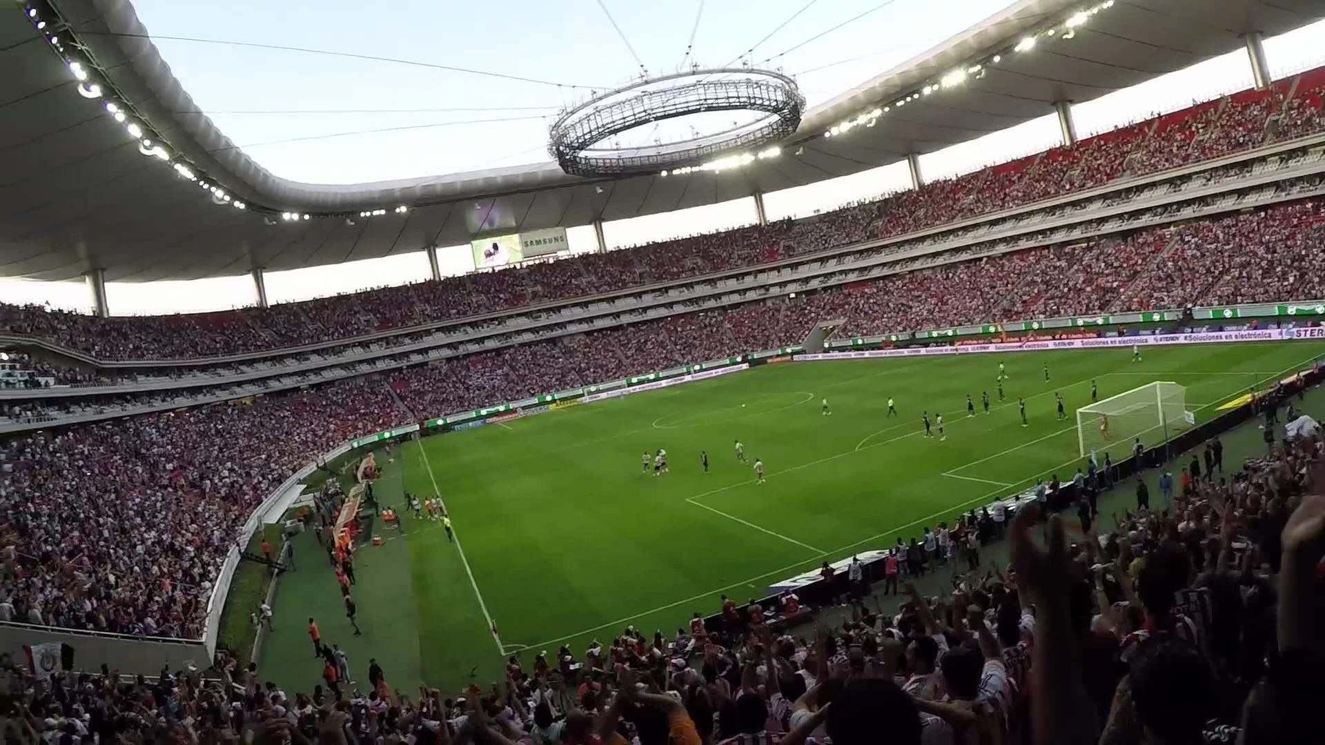 Gol Carlos Salcedo Chivas vs Mty 2015