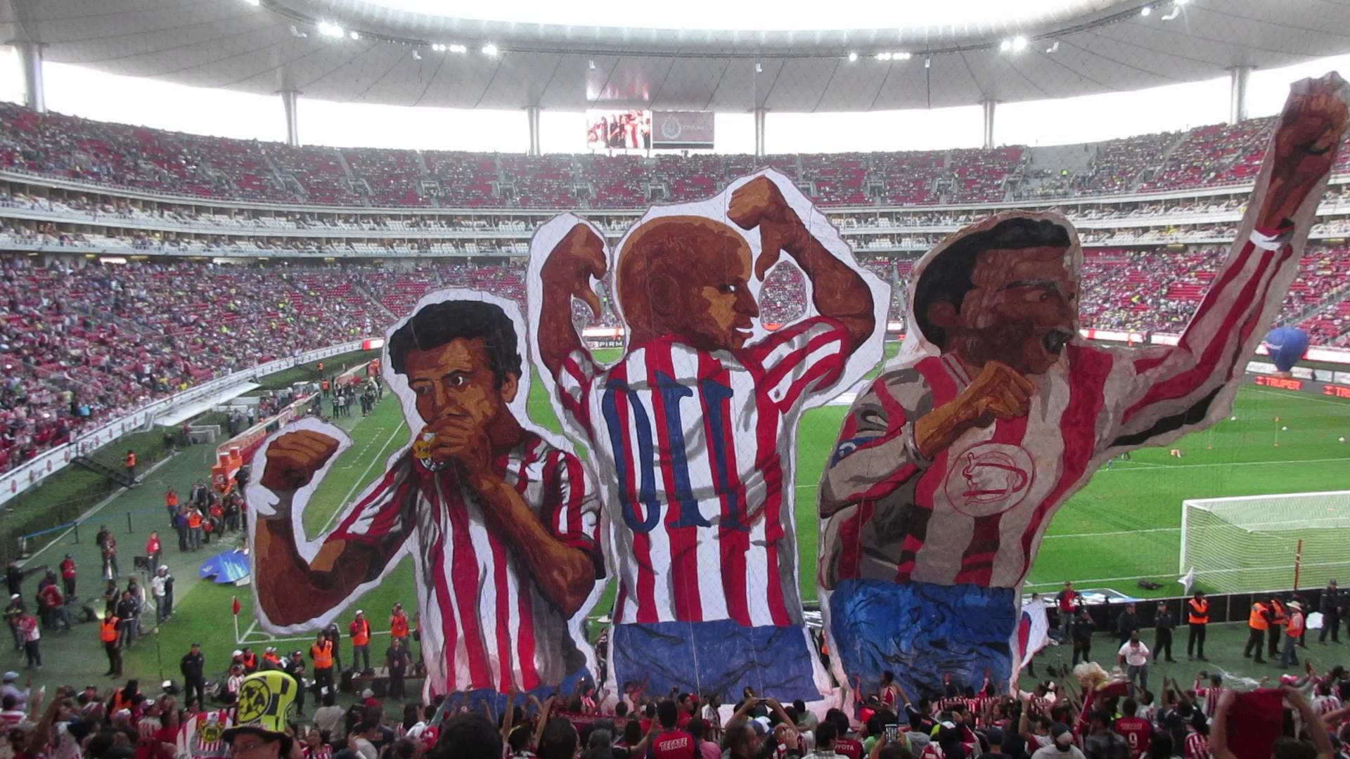 Manta Chivas РAm̩rica Clausura 2016 Campeonisimo