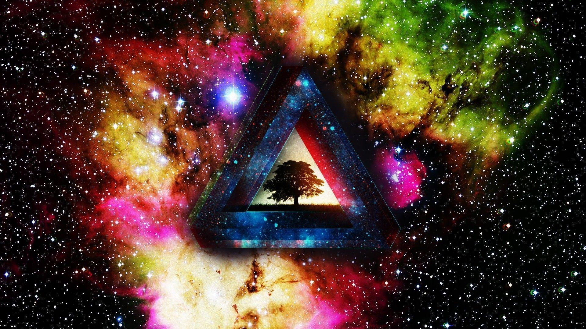 Wallpapers For > Trippy Cat Backgrounds Tumblr