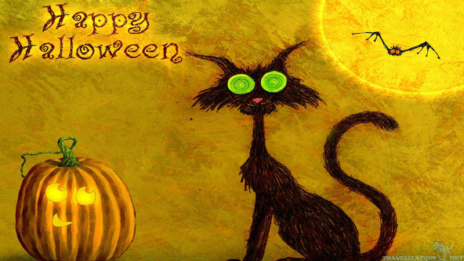 happy-halloween-trippy-cat-wallpapers-1920×1080-by-Igorexax