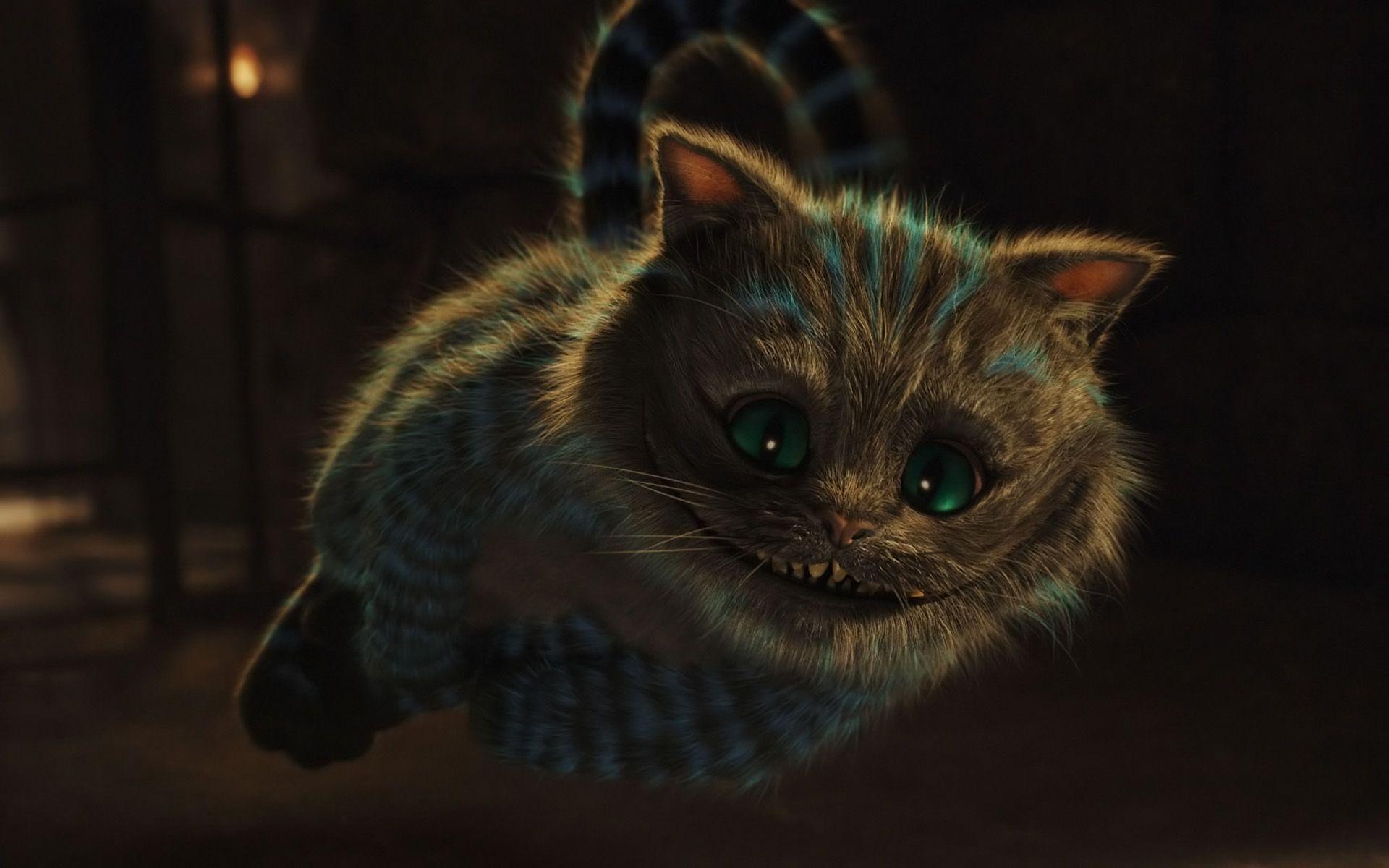 Cheshire-Cat-Desktop-Wallpaper