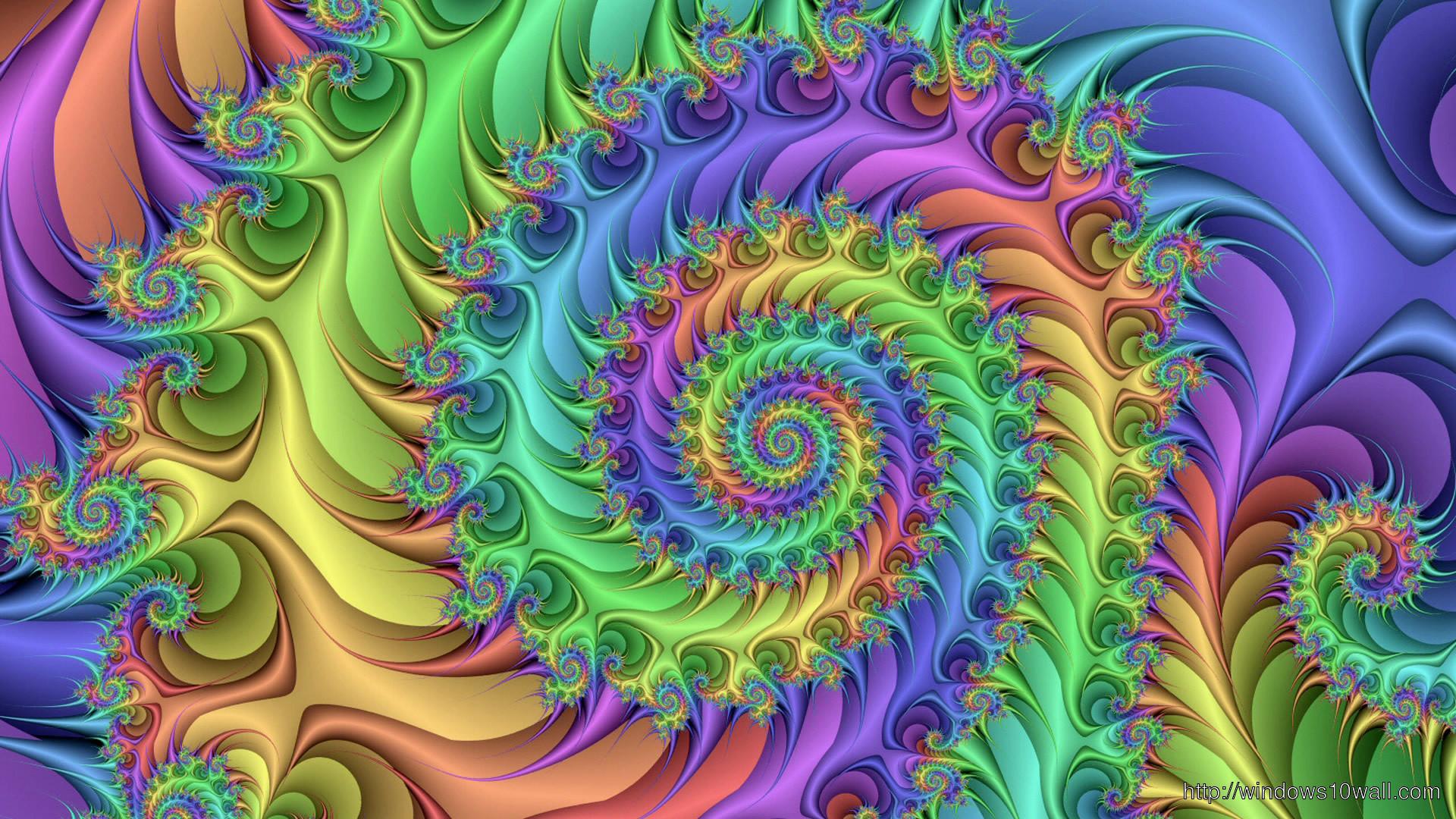 Cool Trippy Wallpaper Full HD