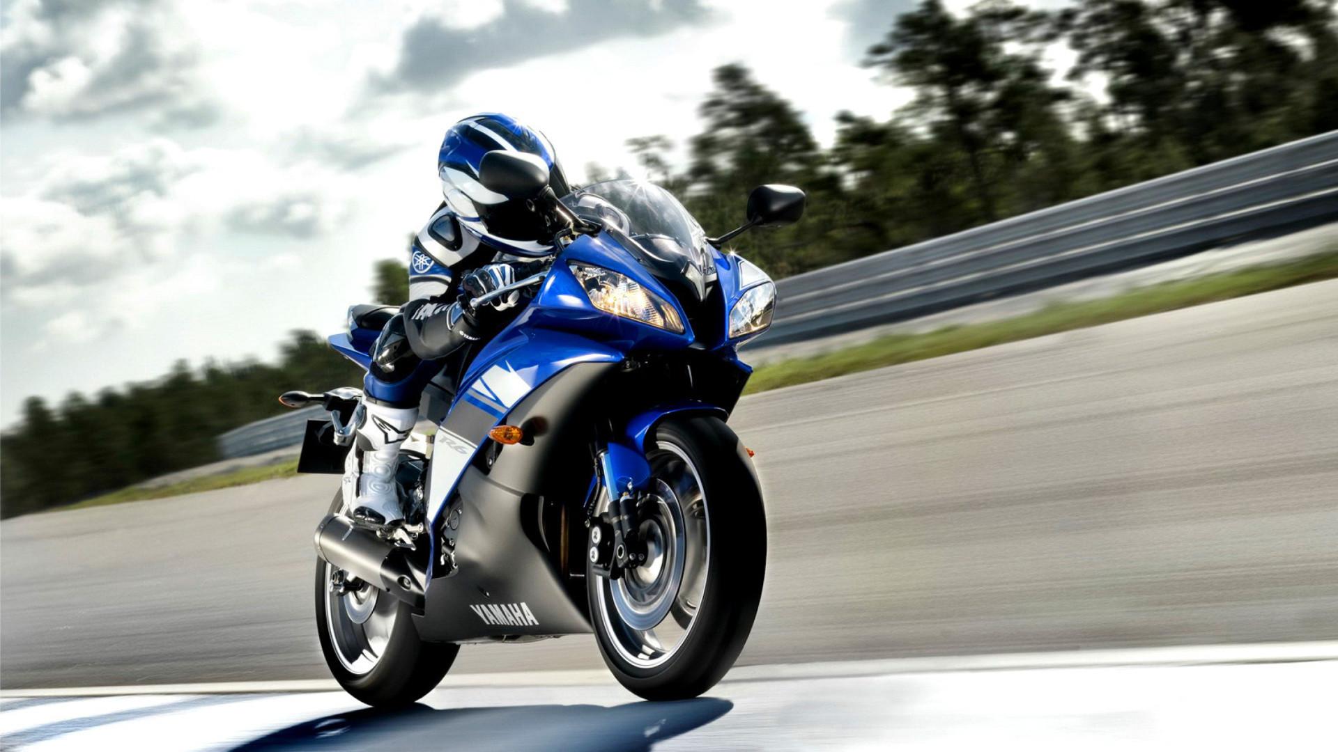 Yamaha R6 Superbike Wallpaper for Desktop Full HD