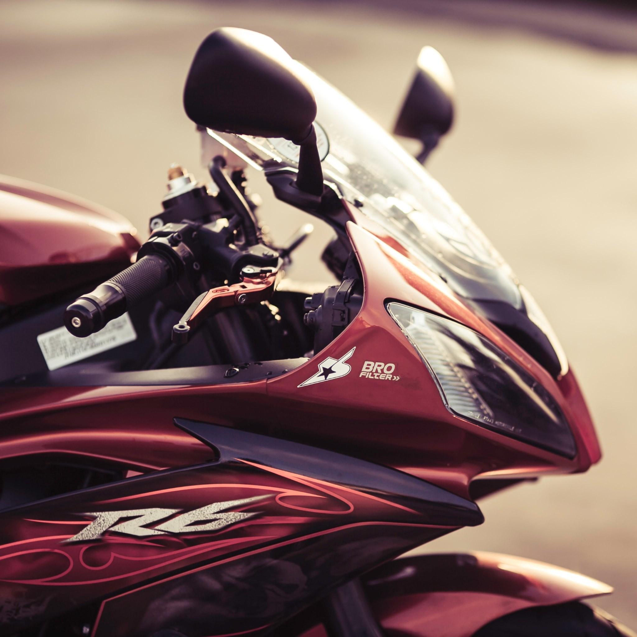 HD Wallpaper 2: Yamaha R6 Motorcycle