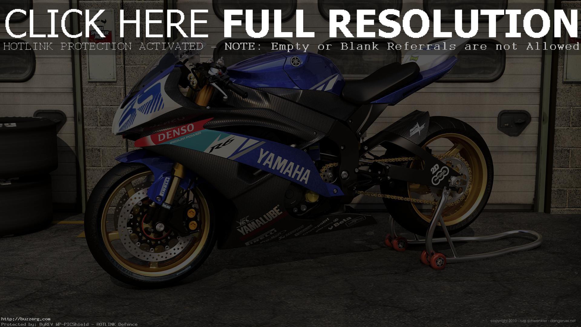 Yamaha R6 (id: 201099)