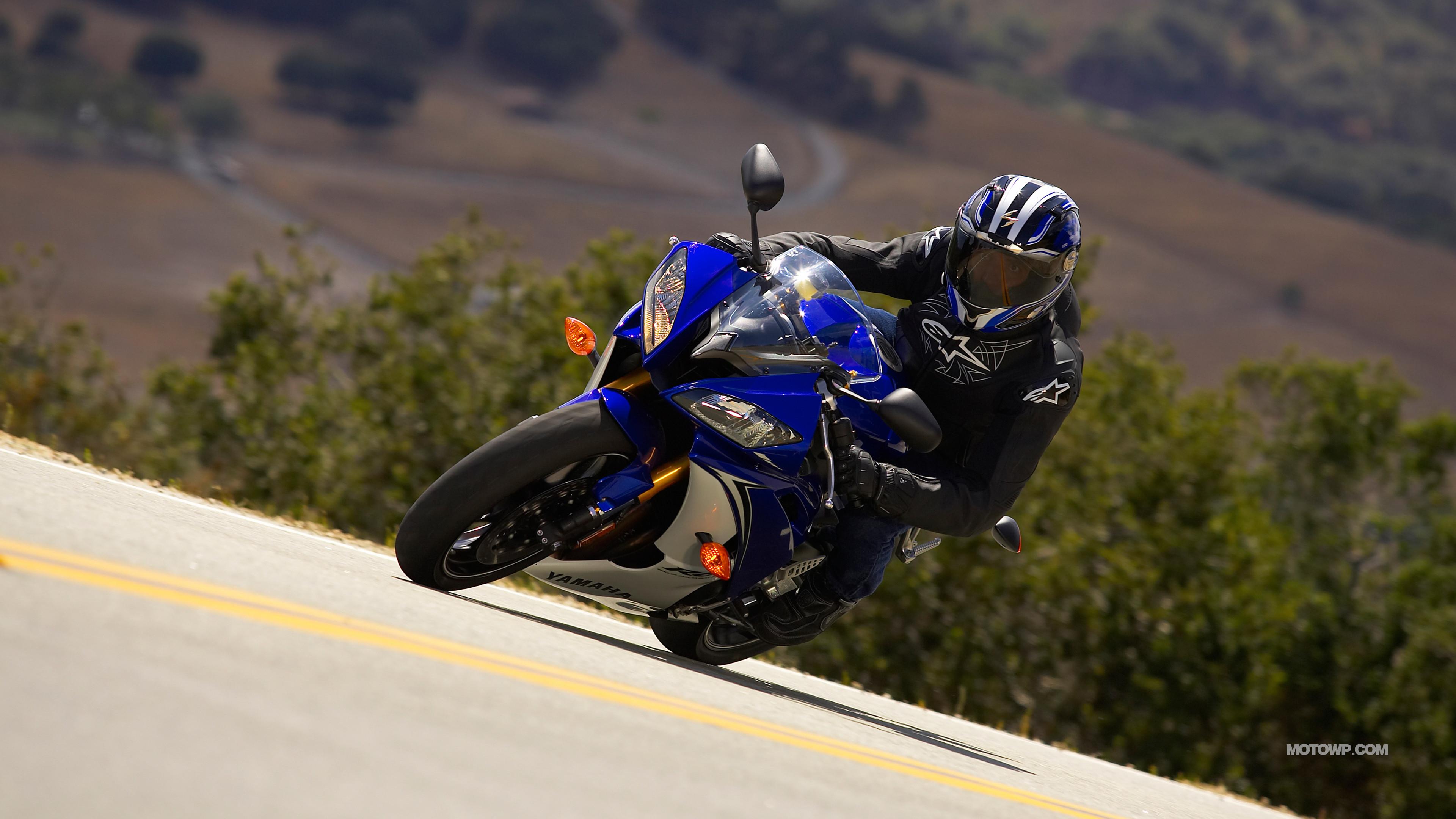 Motorcycle wallpapers Yamaha YZF-R6 …