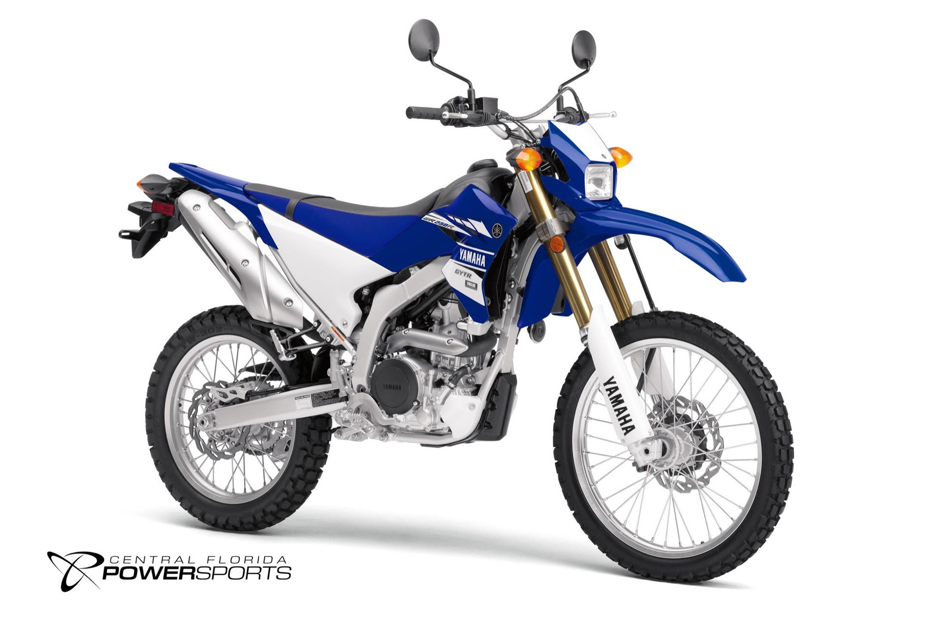 2017 Yamaha WR250R Wallpaper