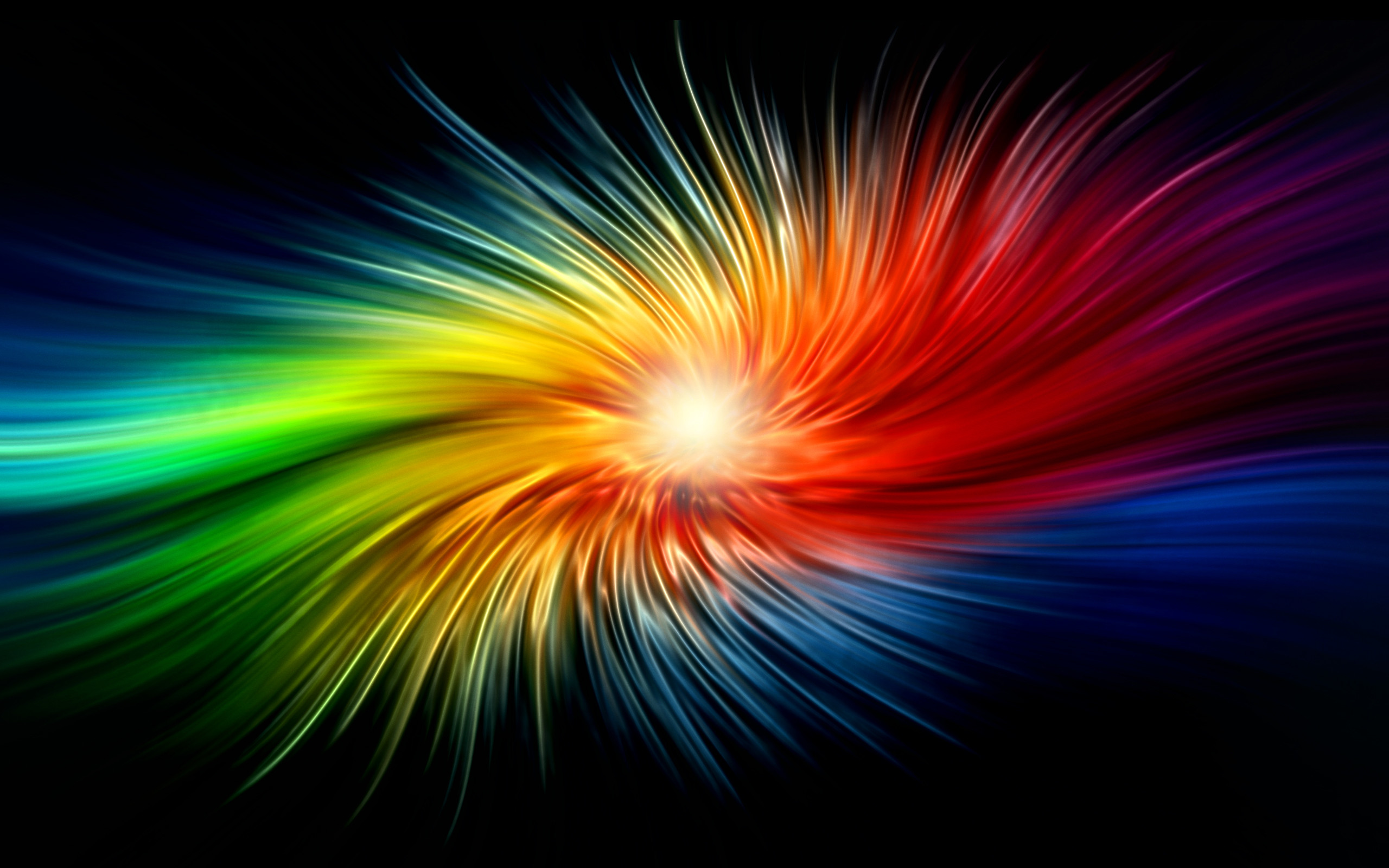 3D abstract art – colorful background. Bright Wallpapers. Cool Abstract  Wallpapers. HD Wallpaper